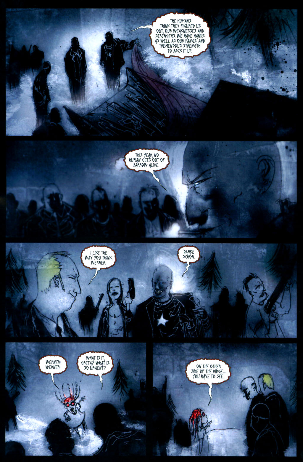 Read online 30 Days of Night: Return to Barrow comic -  Issue #4 - 6