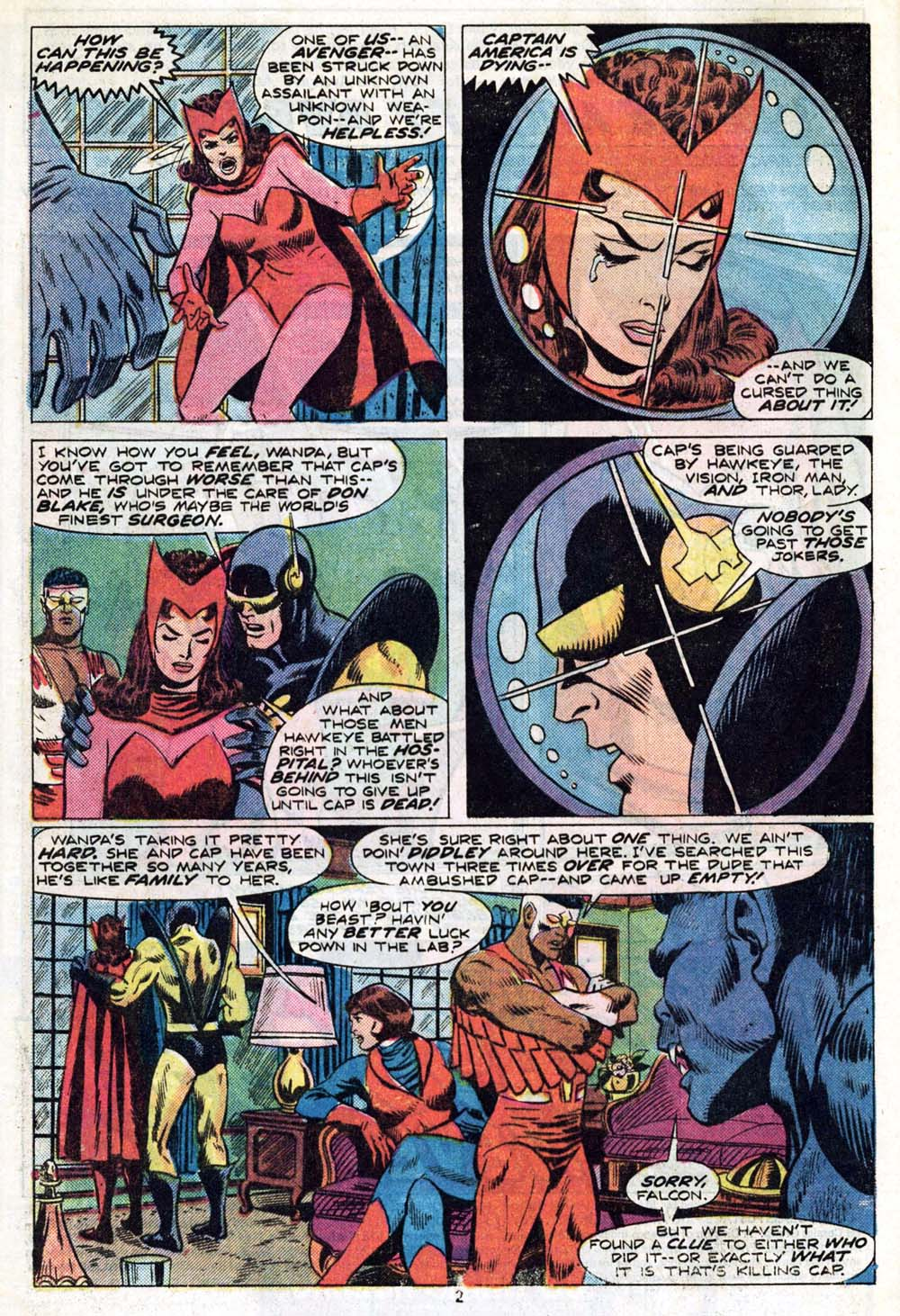 The Avengers (1963) 146 Page 2