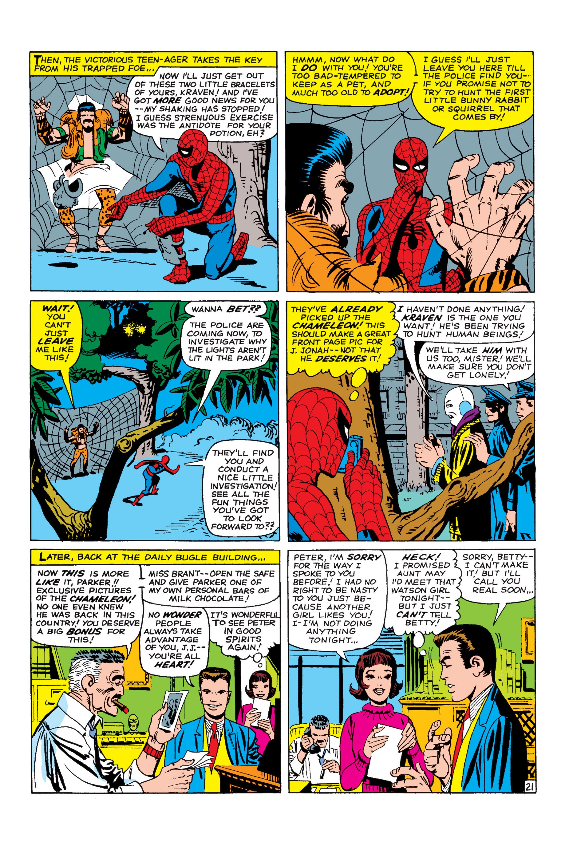 The Amazing Spider-Man (1963) 15 Page 21