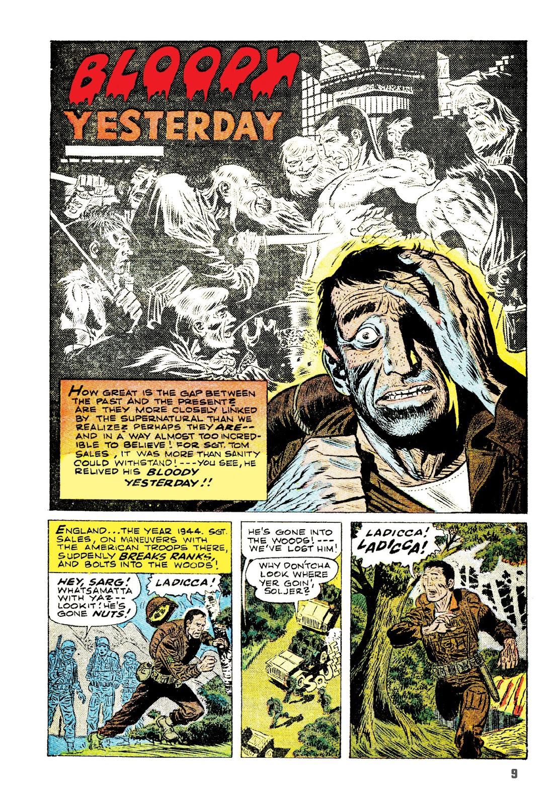 Read online The Joe Kubert Archives comic -  Issue # TPB (Part 1) - 20