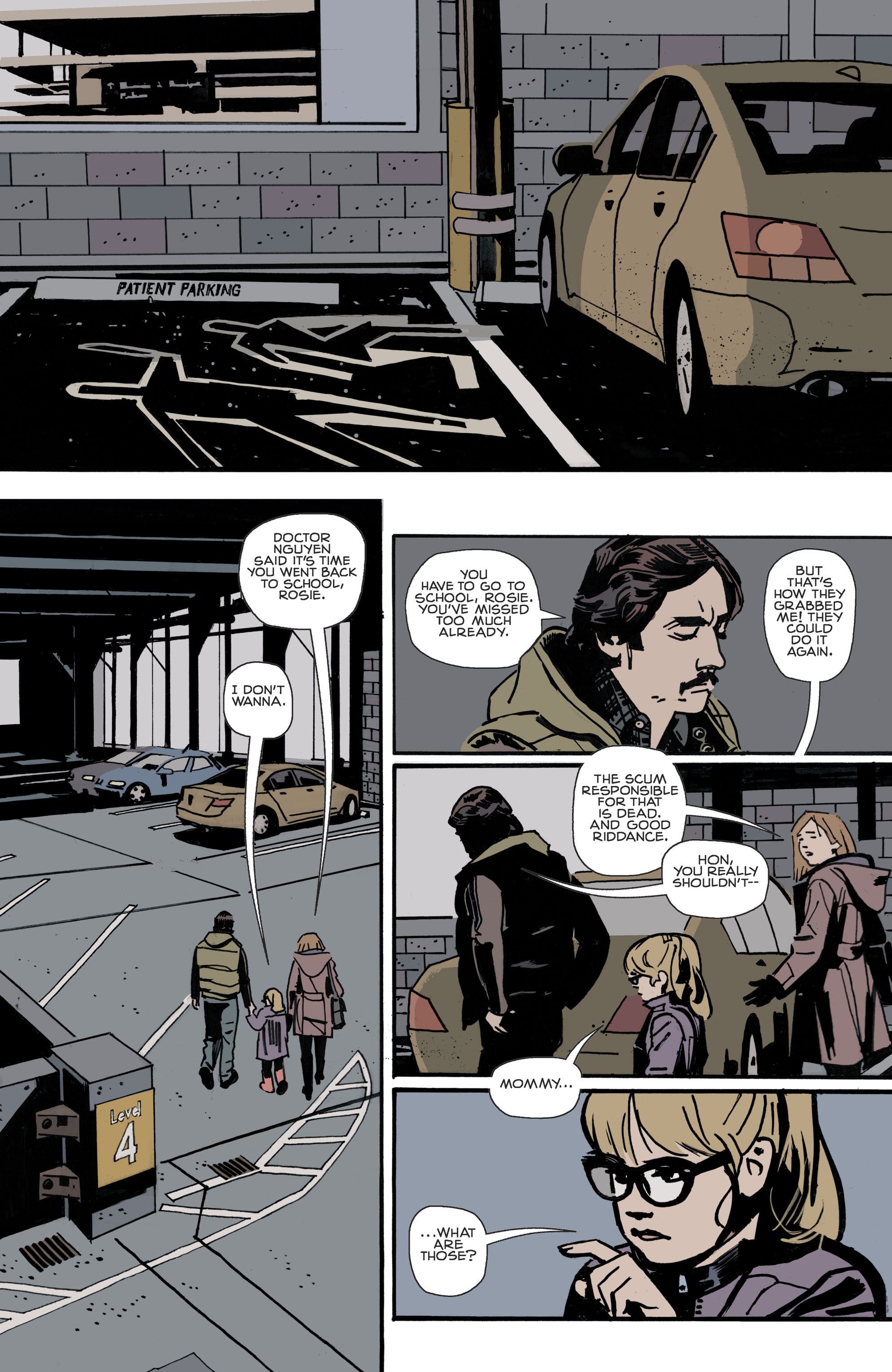 Read online Mother Panic comic -  Issue #7 - 4