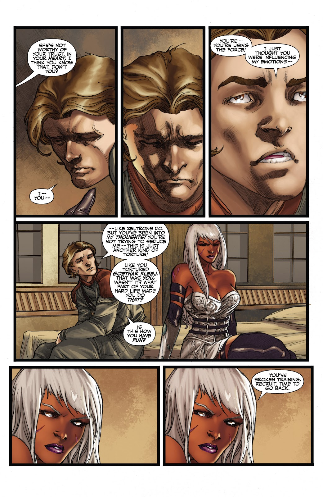 Read online Star Wars Legends: The Old Republic - Epic Collection comic -  Issue # TPB 3 (Part 2) - 98