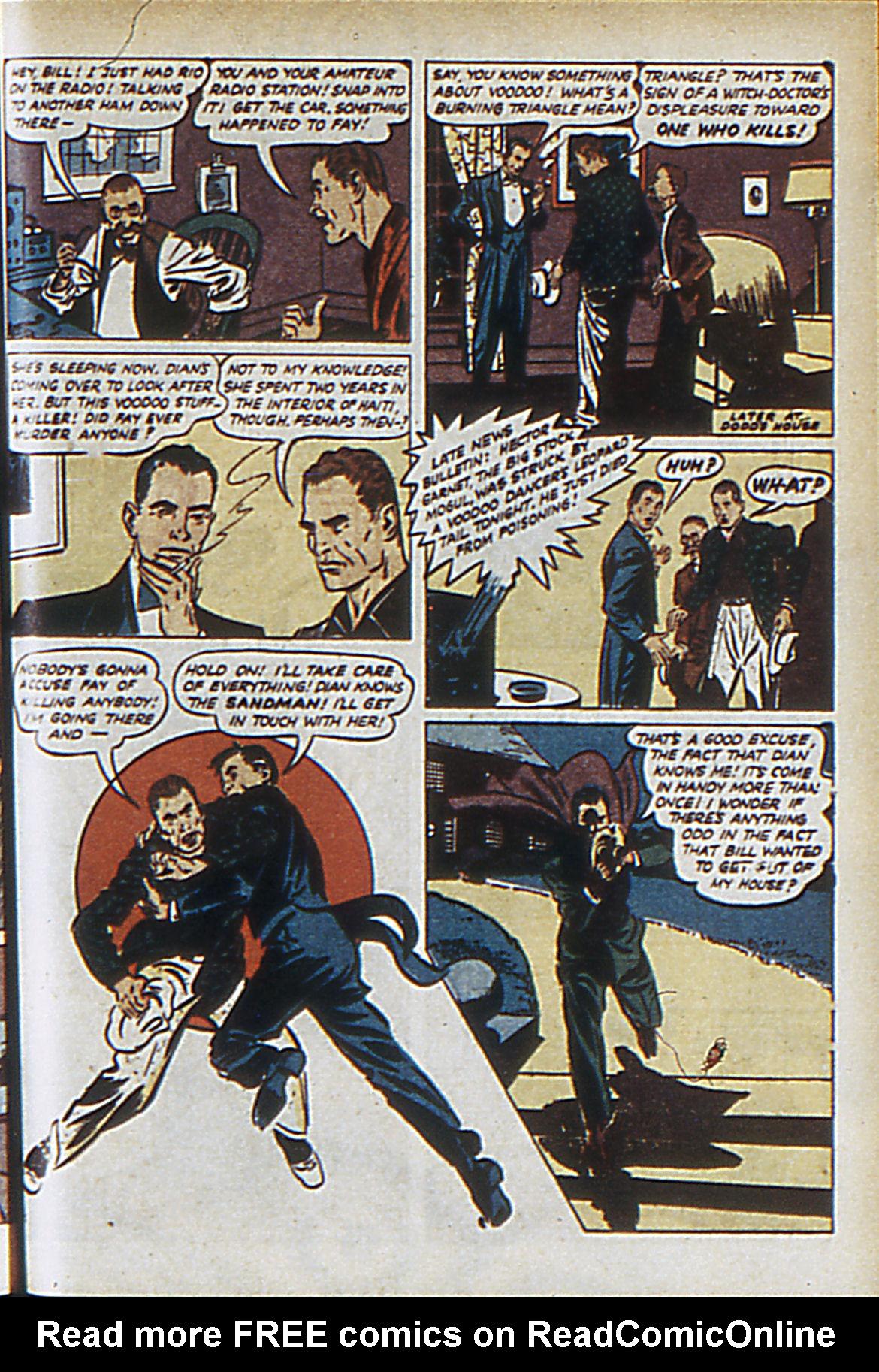 Read online Adventure Comics (1938) comic -  Issue #63 - 62