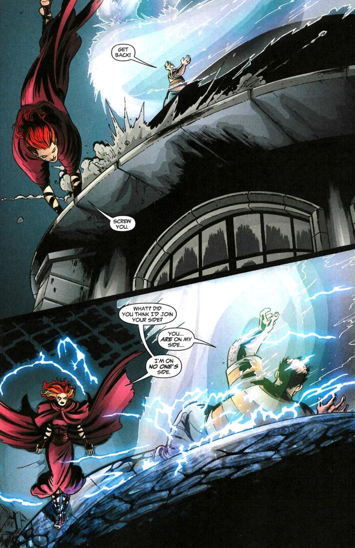 Read online Fallen Angel (2003) comic -  Issue #6 - 18