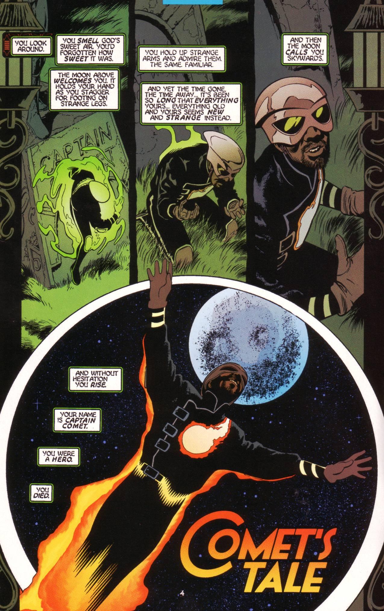 Read online Tangent Comics/ Green Lantern comic -  Issue # Full - 5