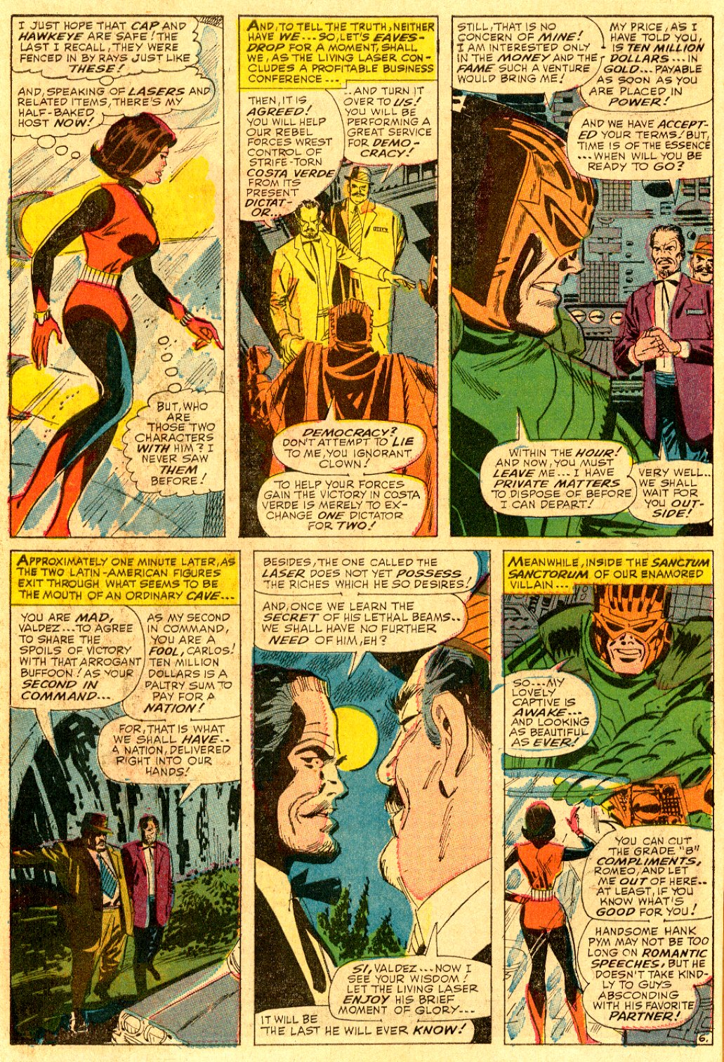 The Avengers (1963) 35 Page 7