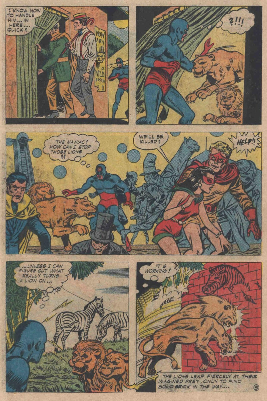 T.H.U.N.D.E.R. Agents (1965) issue 6 - Page 49