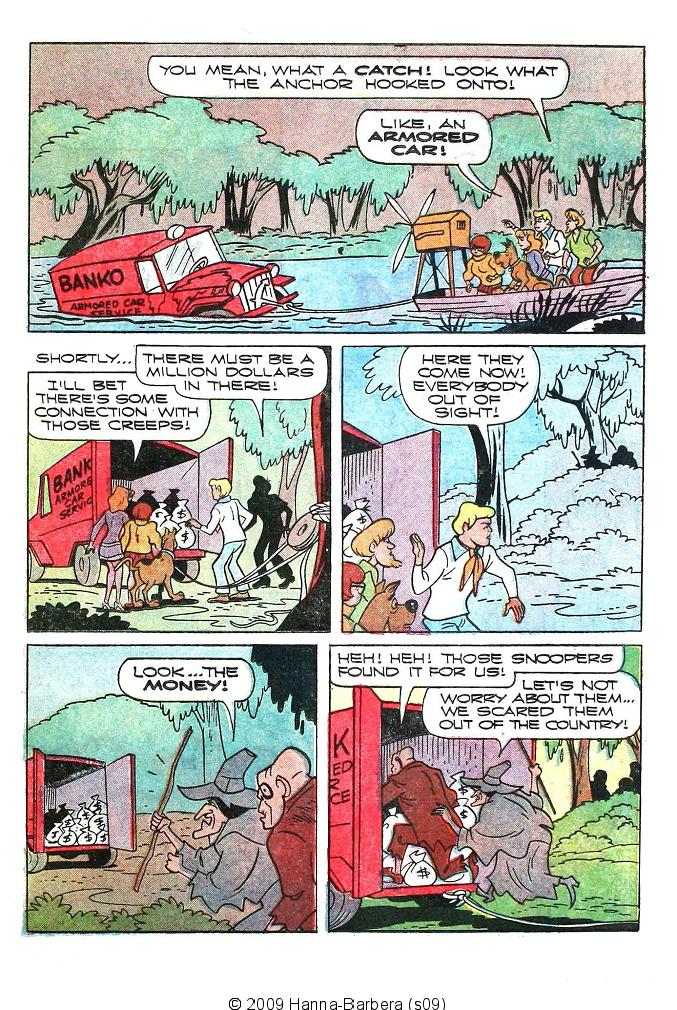Read online Scooby-Doo... Where Are You! (1970) comic -  Issue #5 - 15