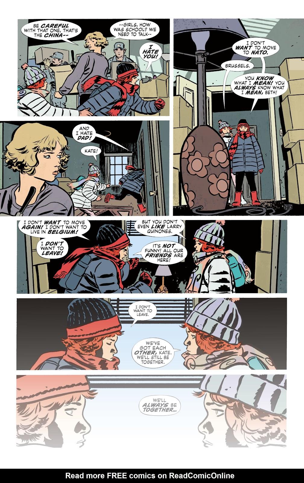 Read online Detective Comics (1937) comic -  Issue # _TPB Batwoman – Elegy (New Edition) (Part 1) - 89