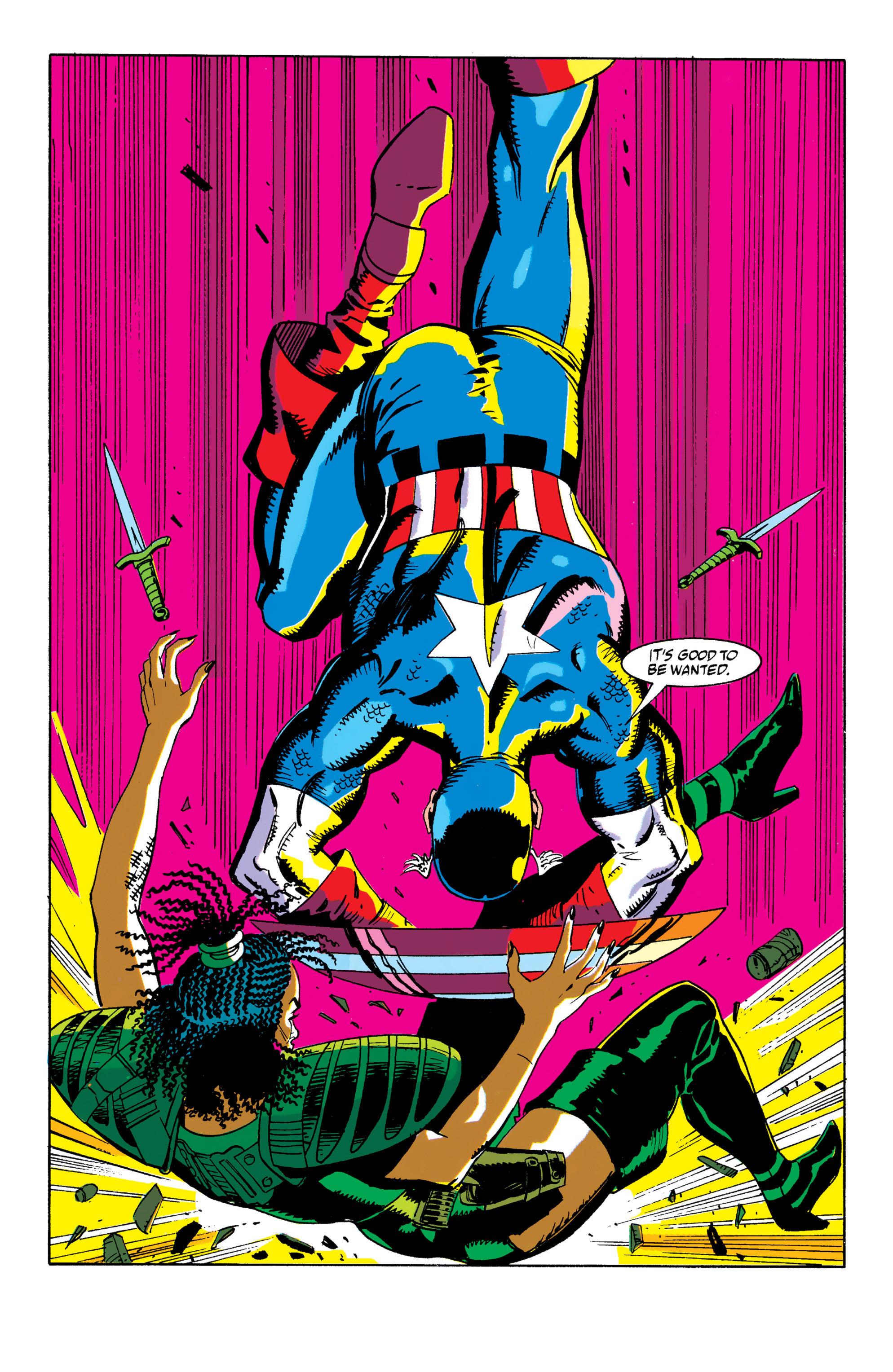 Read online Captain America (1968) comic -  Issue # _Annual 10 - 23