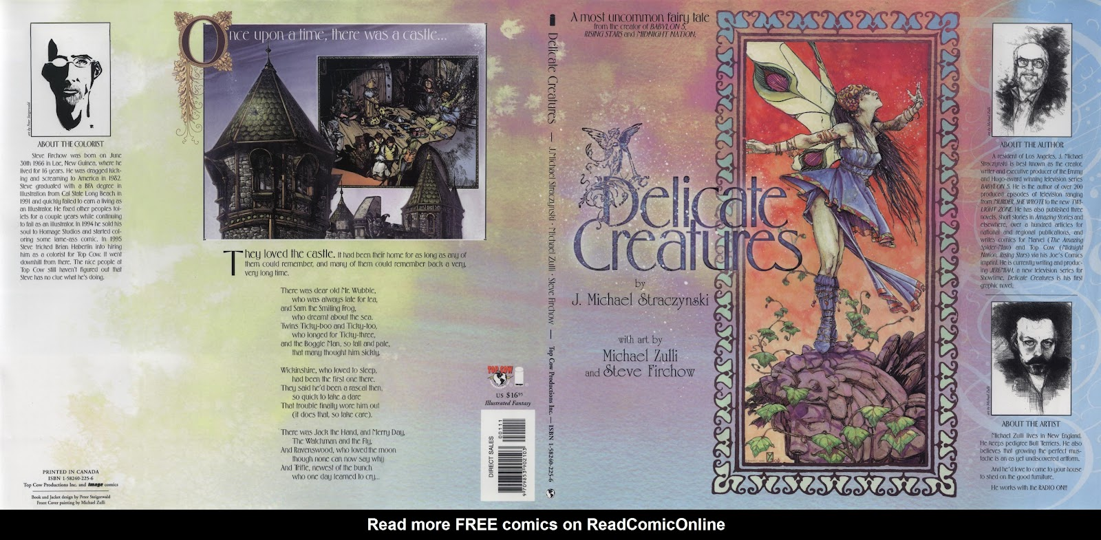 Delicate Creatures issue Full - Page 1
