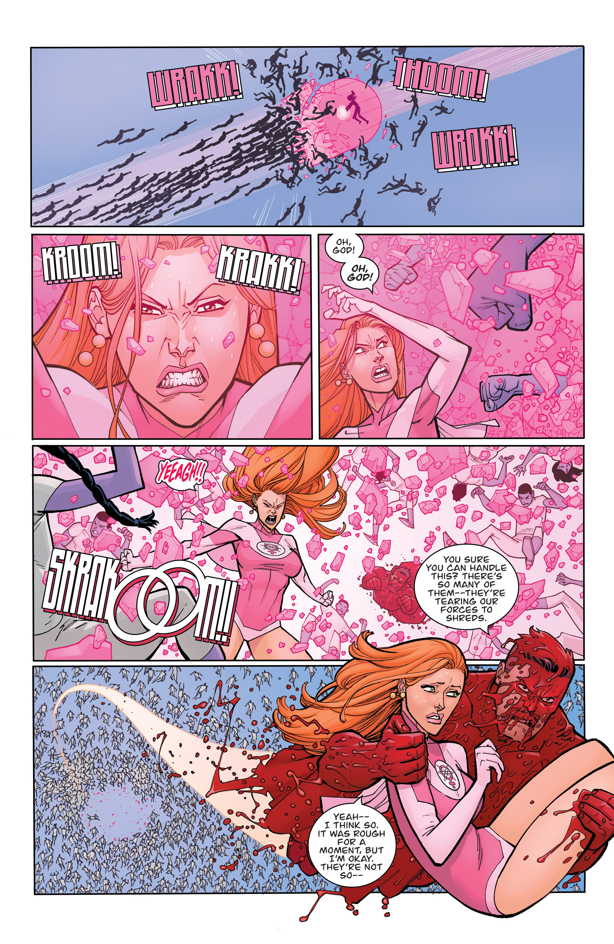 Read online Invincible comic -  Issue #136 - 13