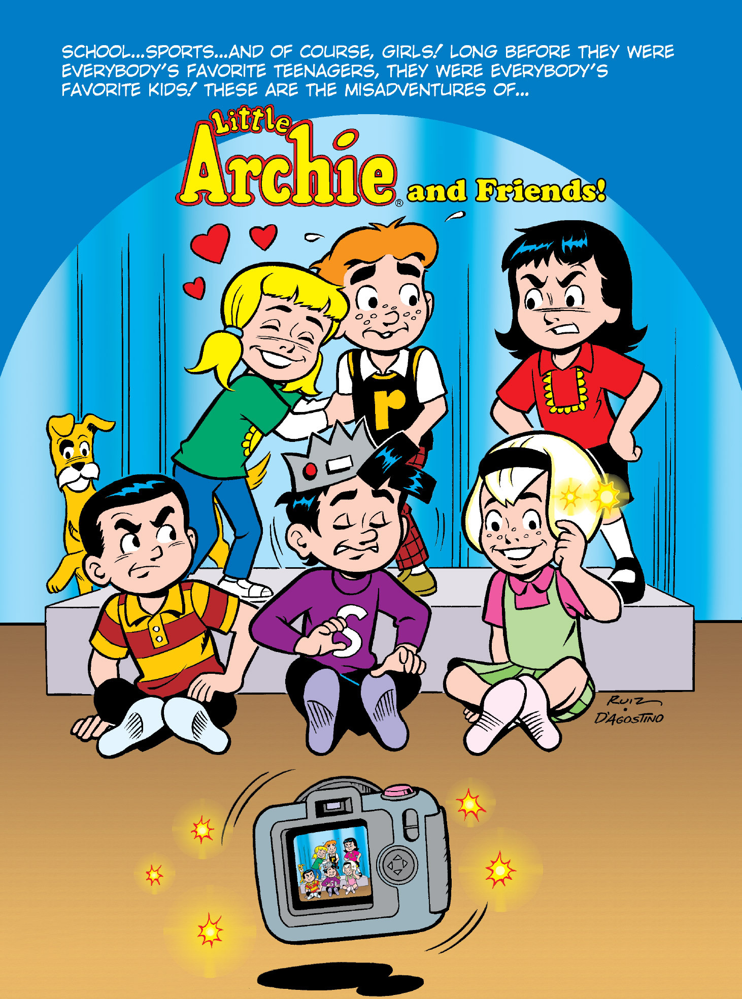 Read online Archie's Funhouse Double Digest comic -  Issue #3 - 131