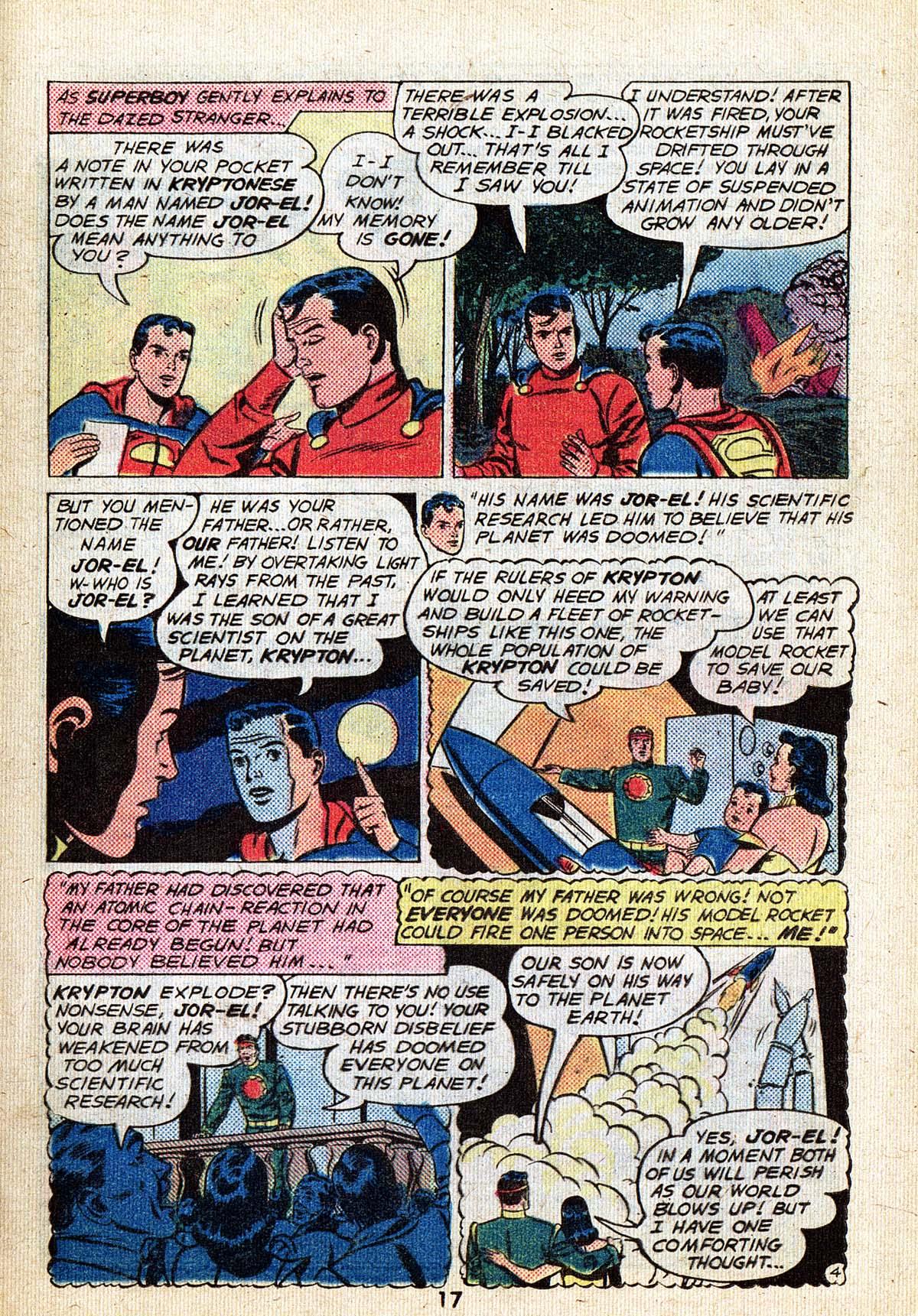 Read online Adventure Comics (1938) comic -  Issue #494 - 17