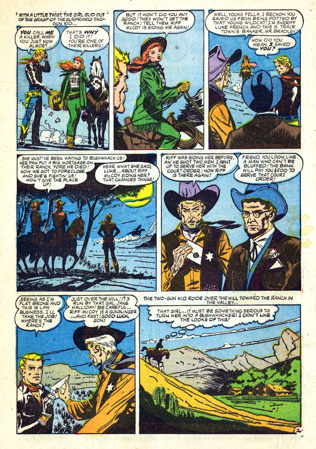 Read online Two-Gun Kid comic -  Issue #25 - 4