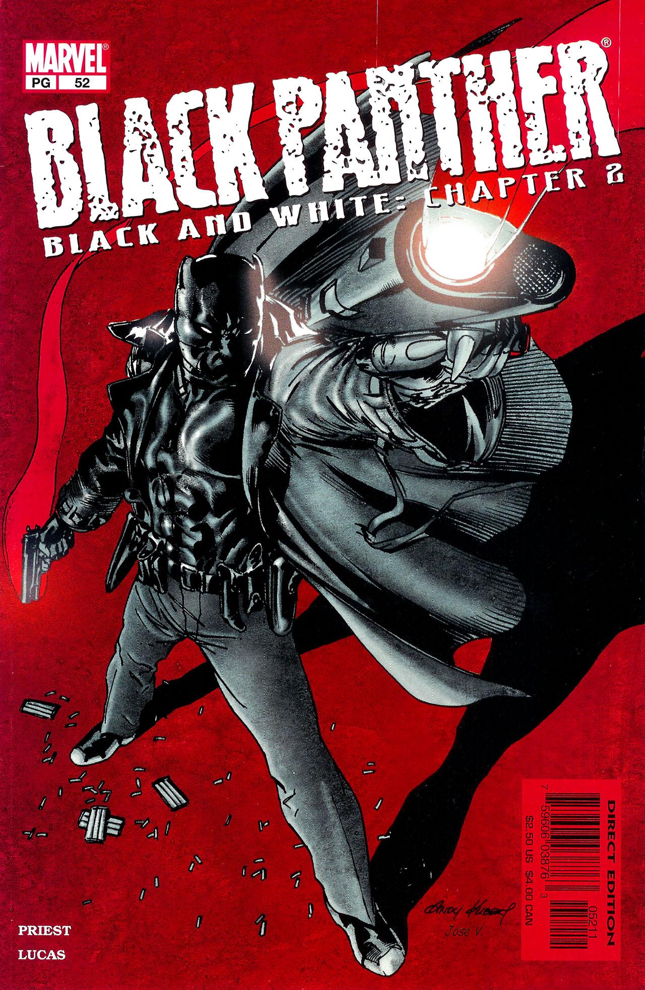 Black Panther (1998) 52 Page 1