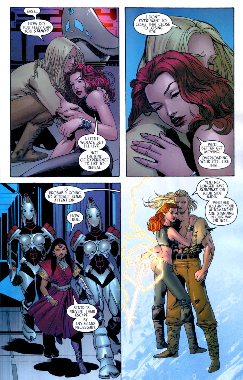 Read online Scion comic -  Issue #33 - 15