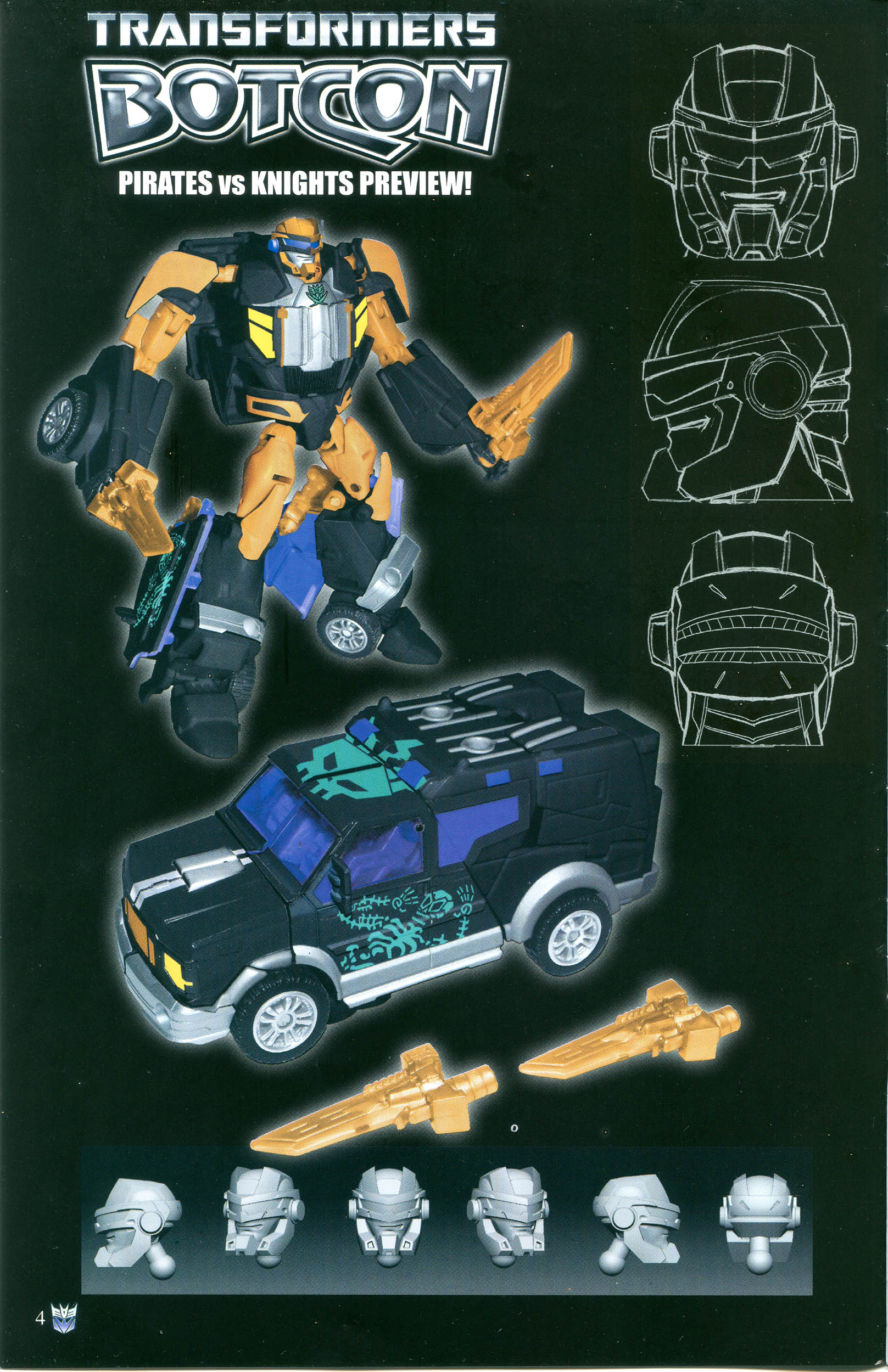 Read online Transformers: Collectors' Club comic -  Issue #55 - 4
