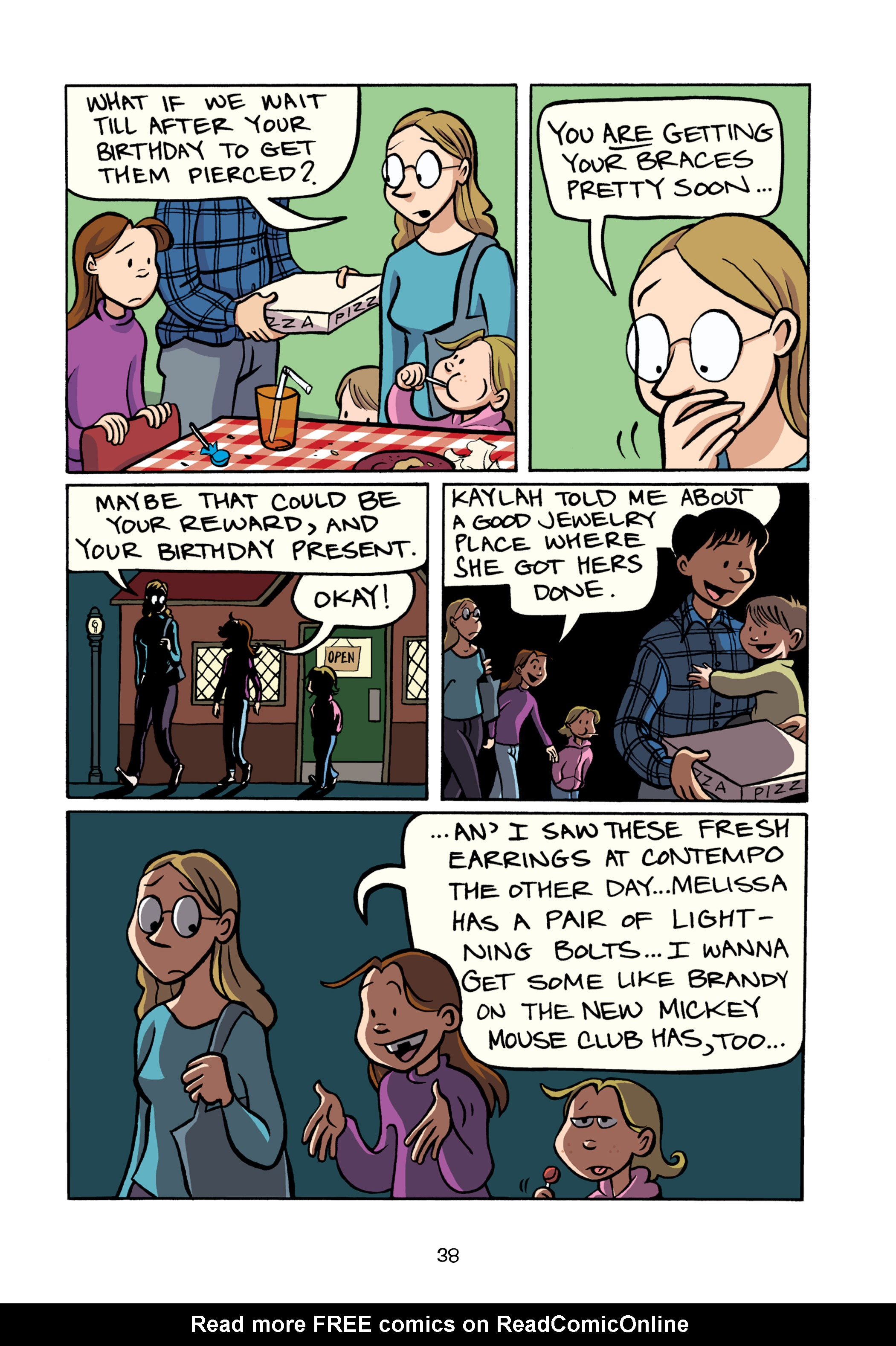Read online Smile comic -  Issue # TPB - 44