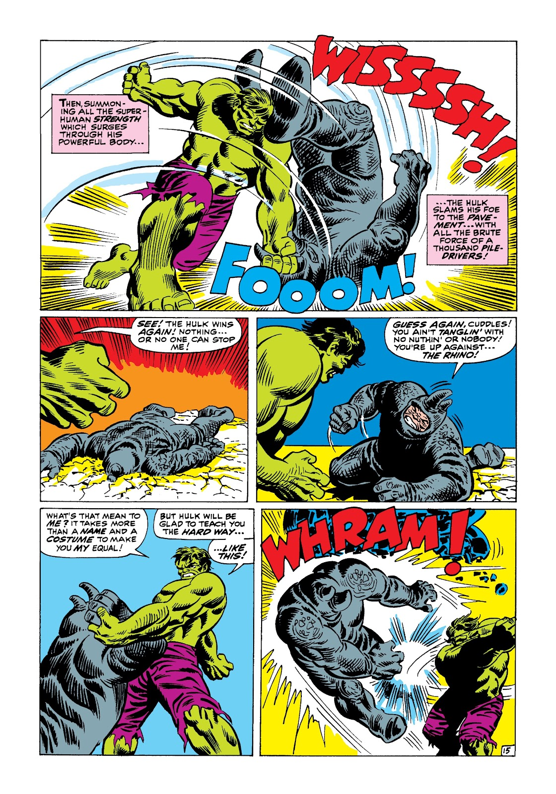 Read online Marvel Masterworks: The Incredible Hulk comic -  Issue # TPB 4 (Part 1) - 43