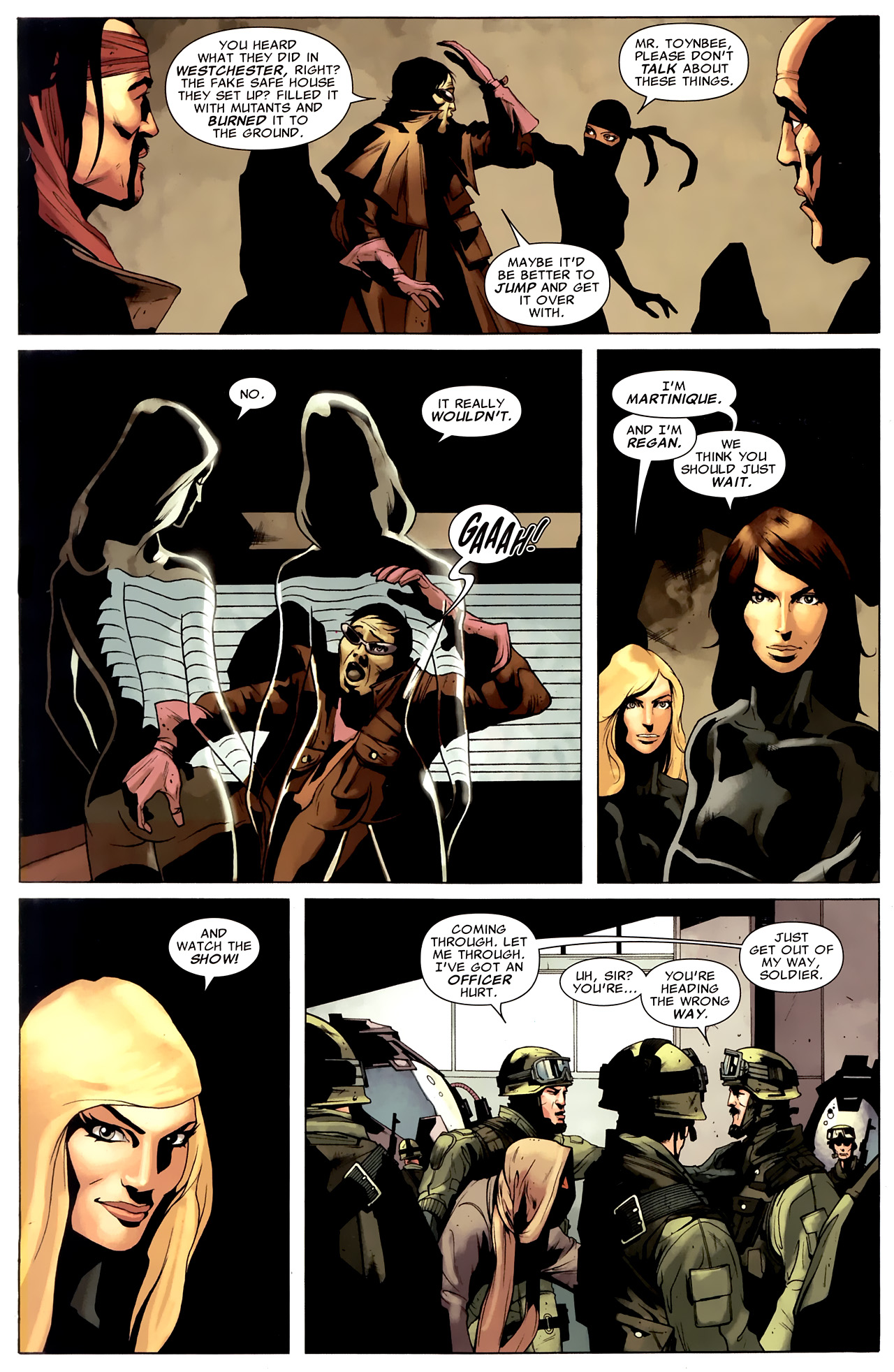 Read online Age of X: Alpha comic -  Issue #Age of X: Alpha Full - 37