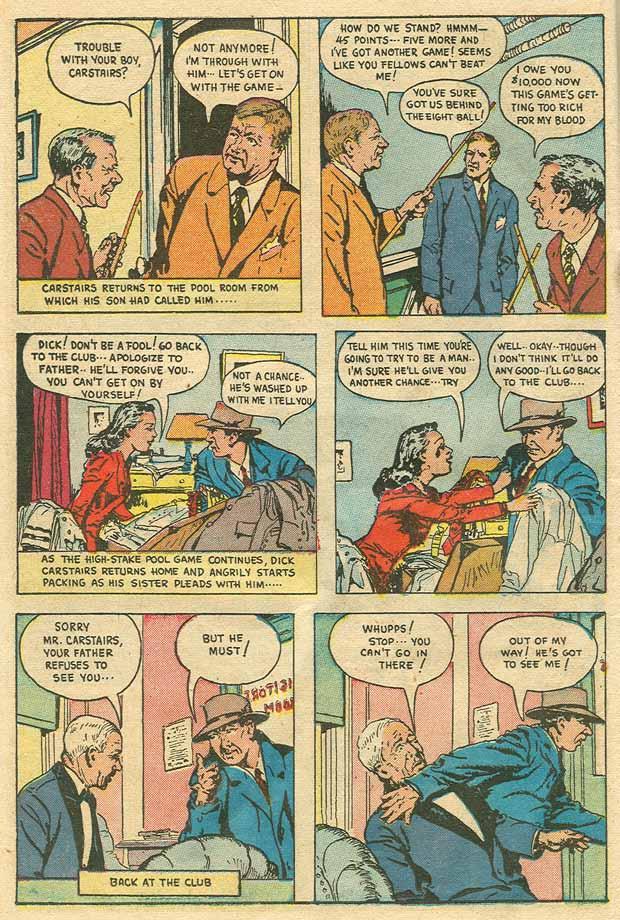 Read online Shadow Comics comic -  Issue #79 - 30