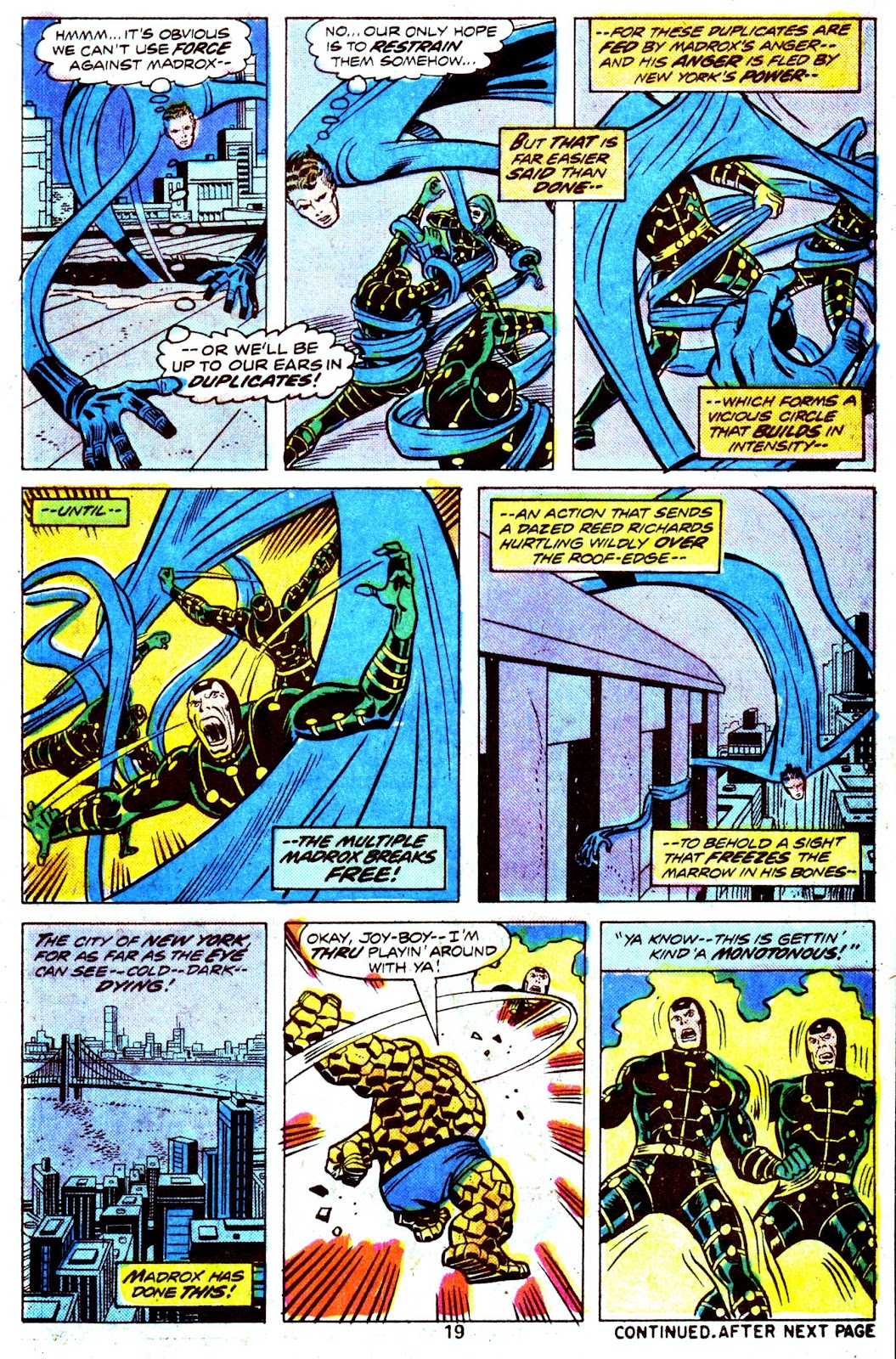 Giant-Size Fantastic Four issue 4 - Page 21