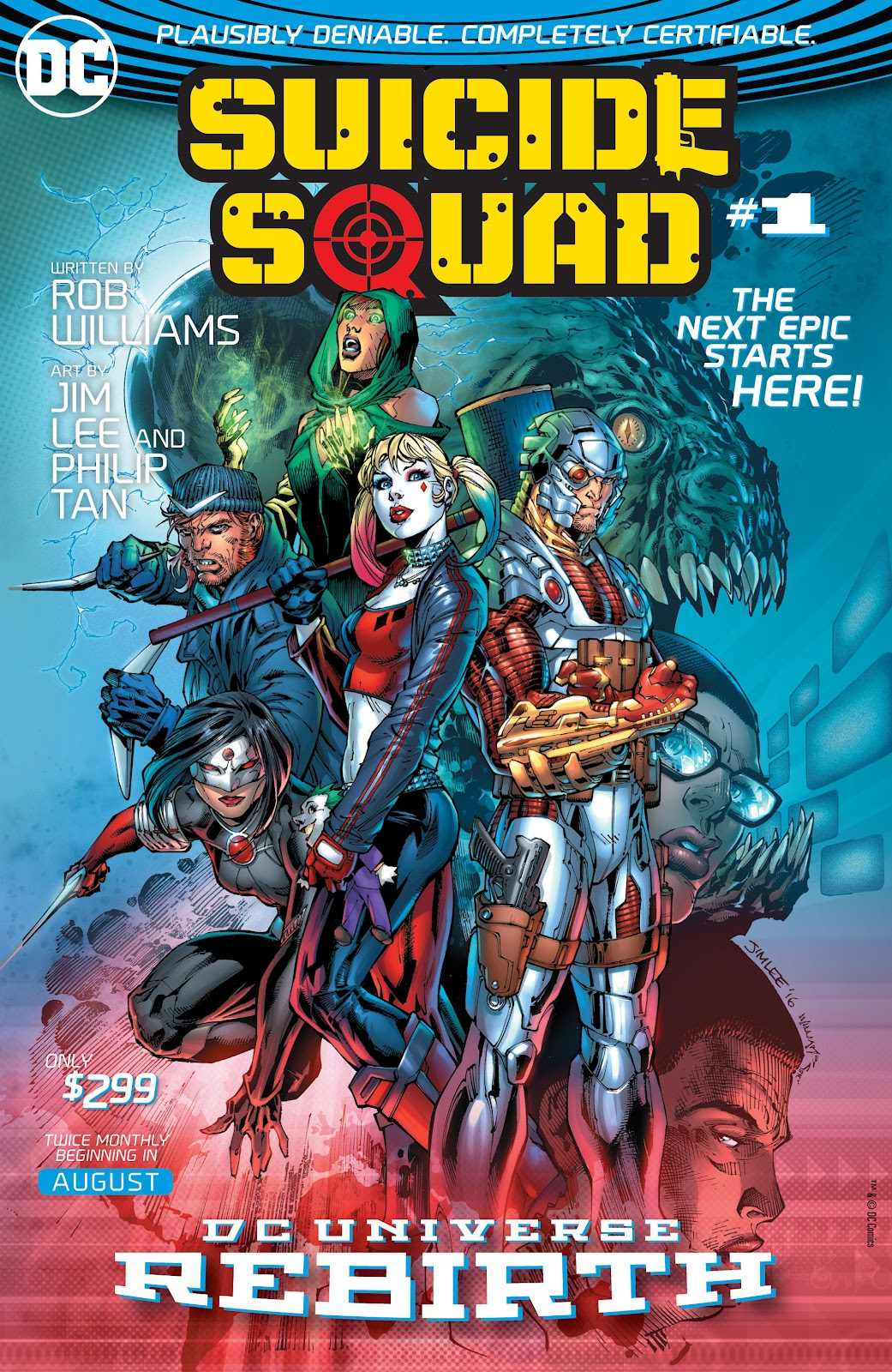 Read online Harley Quinn & the Suicide Squad Special Edition comic -  Issue # Full - 37