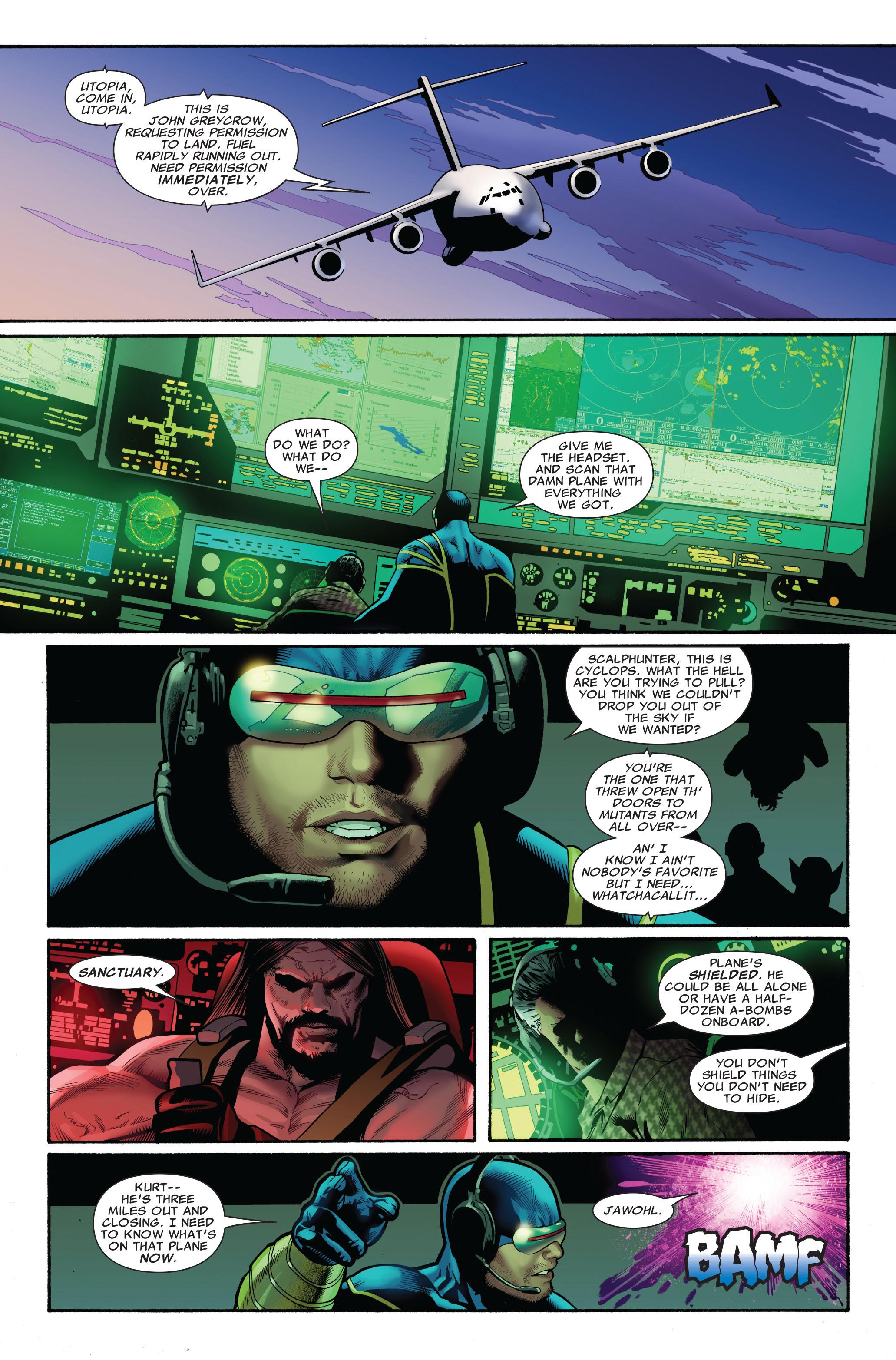 Read online Uncanny X-Men (1963) comic -  Issue #516 - 21
