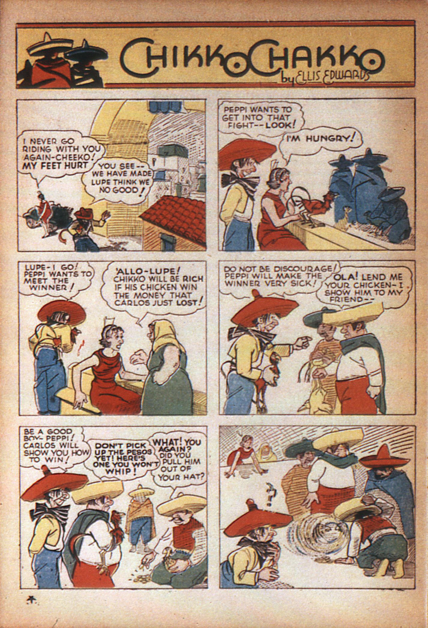 Read online Adventure Comics (1938) comic -  Issue #7 - 50