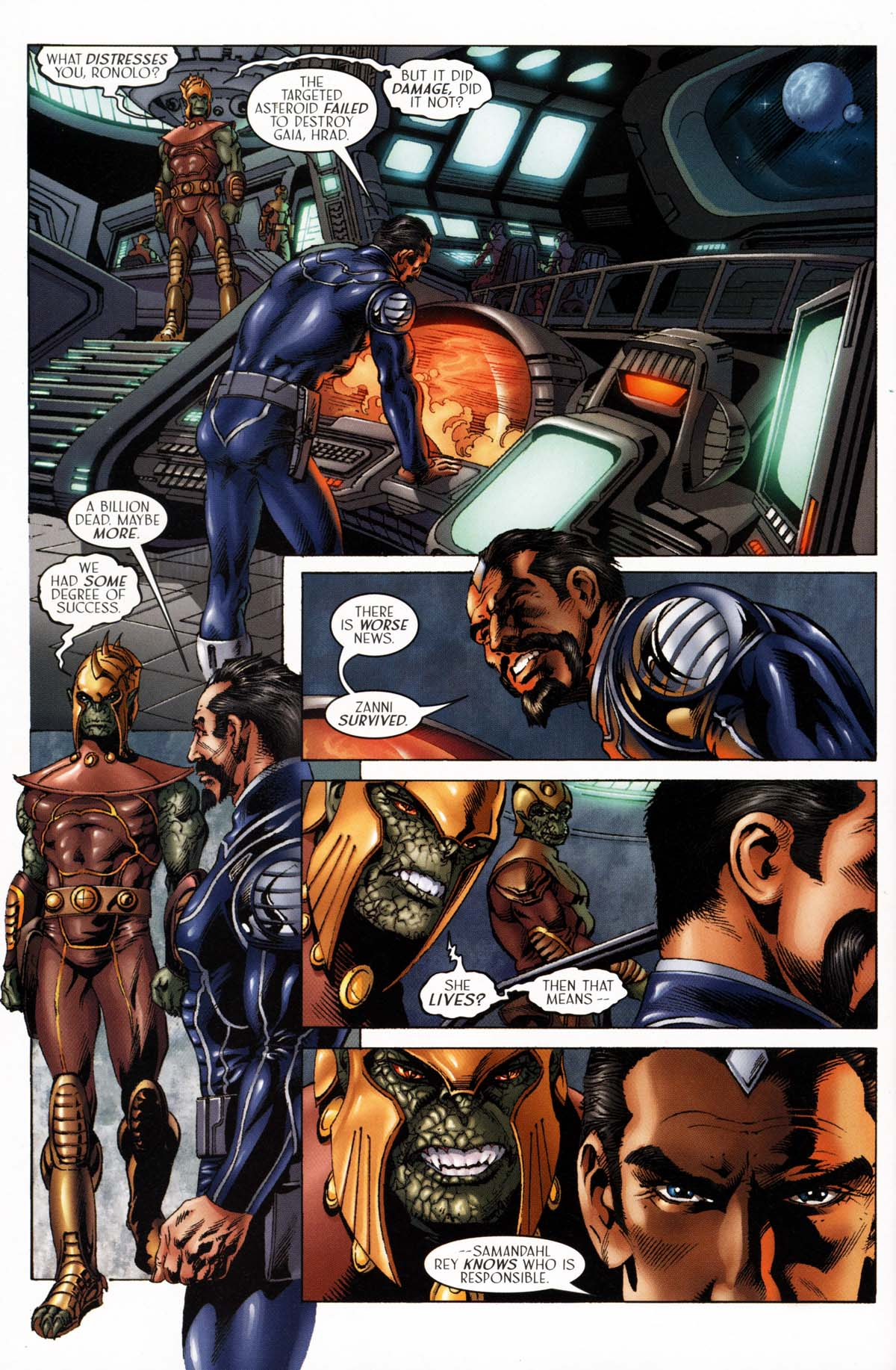 Read online Sigil (2000) comic -  Issue #26 - 38