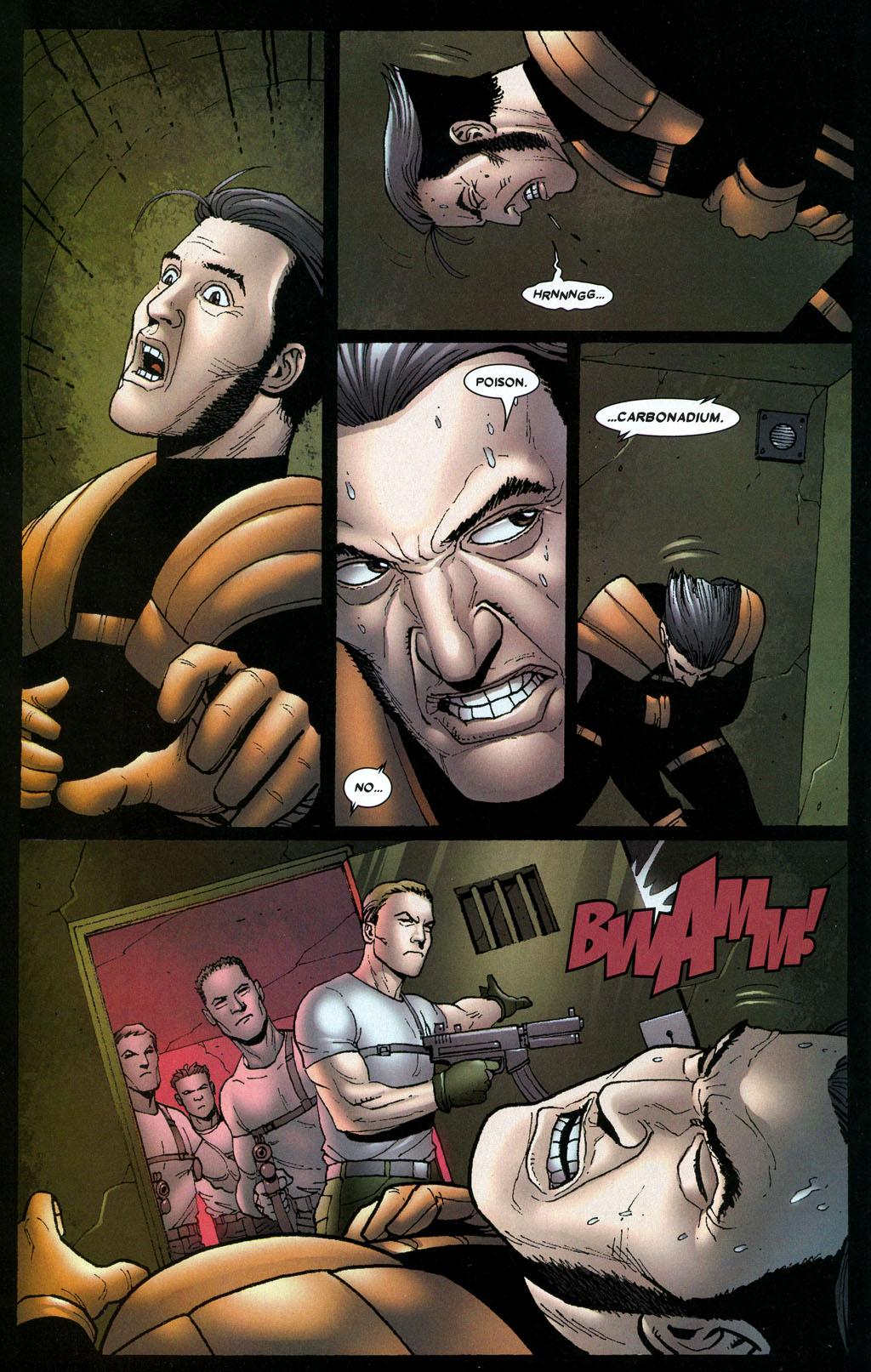 Read online Wolverine: Origins comic -  Issue #6 - 8