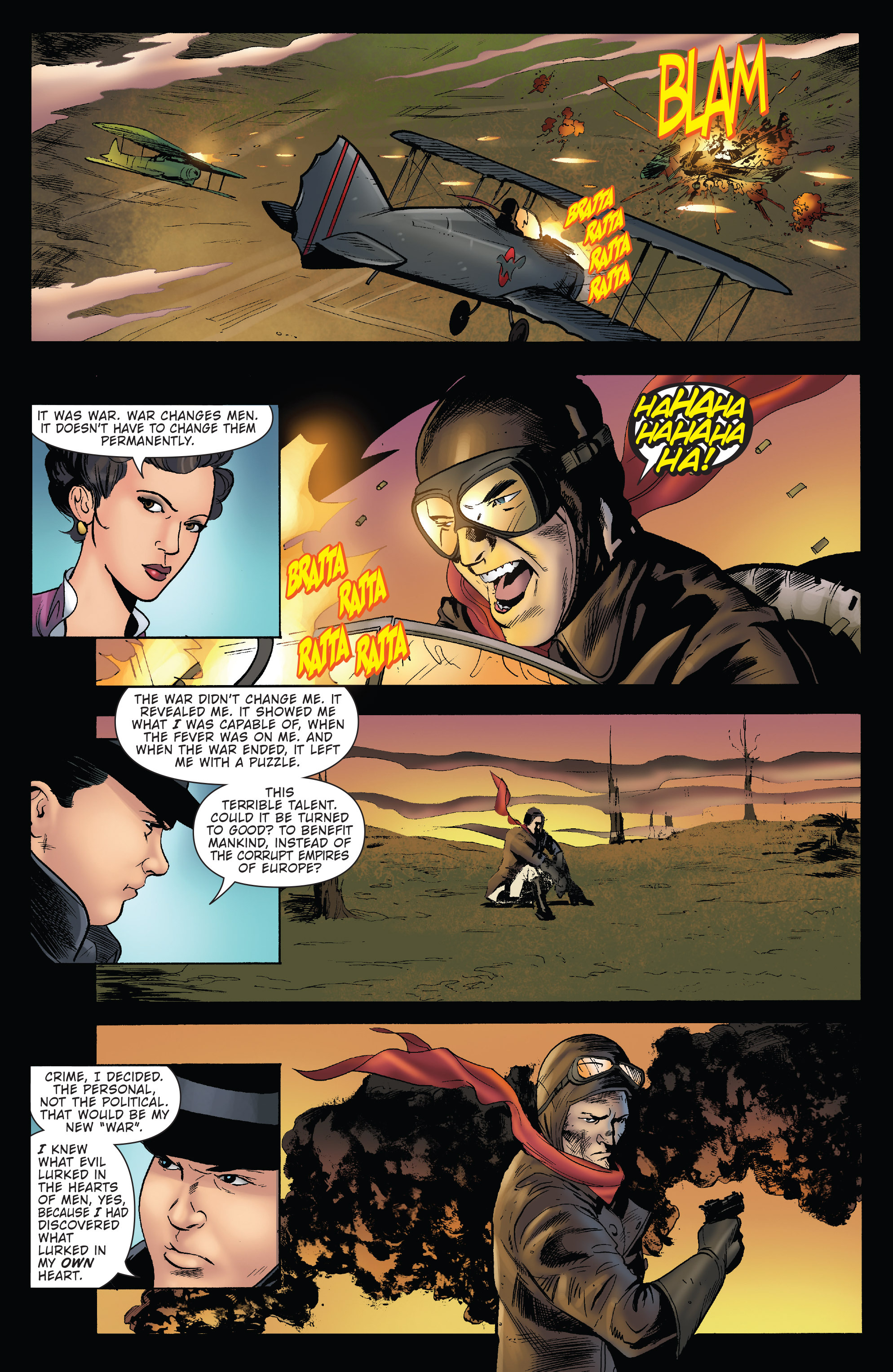 Read online Twilight Zone The Shadow comic -  Issue #2 - 15
