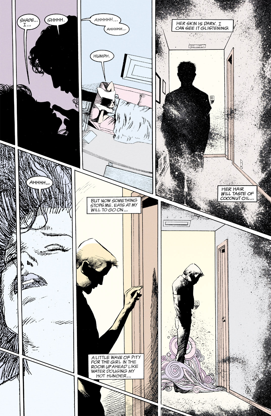 Read online Shade, the Changing Man comic -  Issue #12 - 10