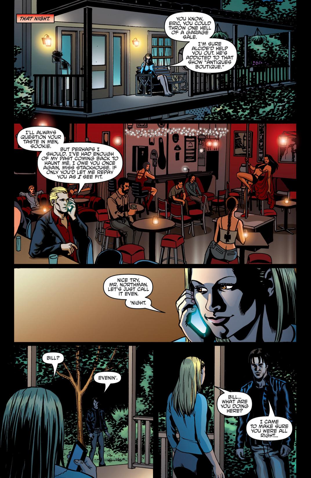 Read online True Blood (2012) comic -  Issue #5 - 22