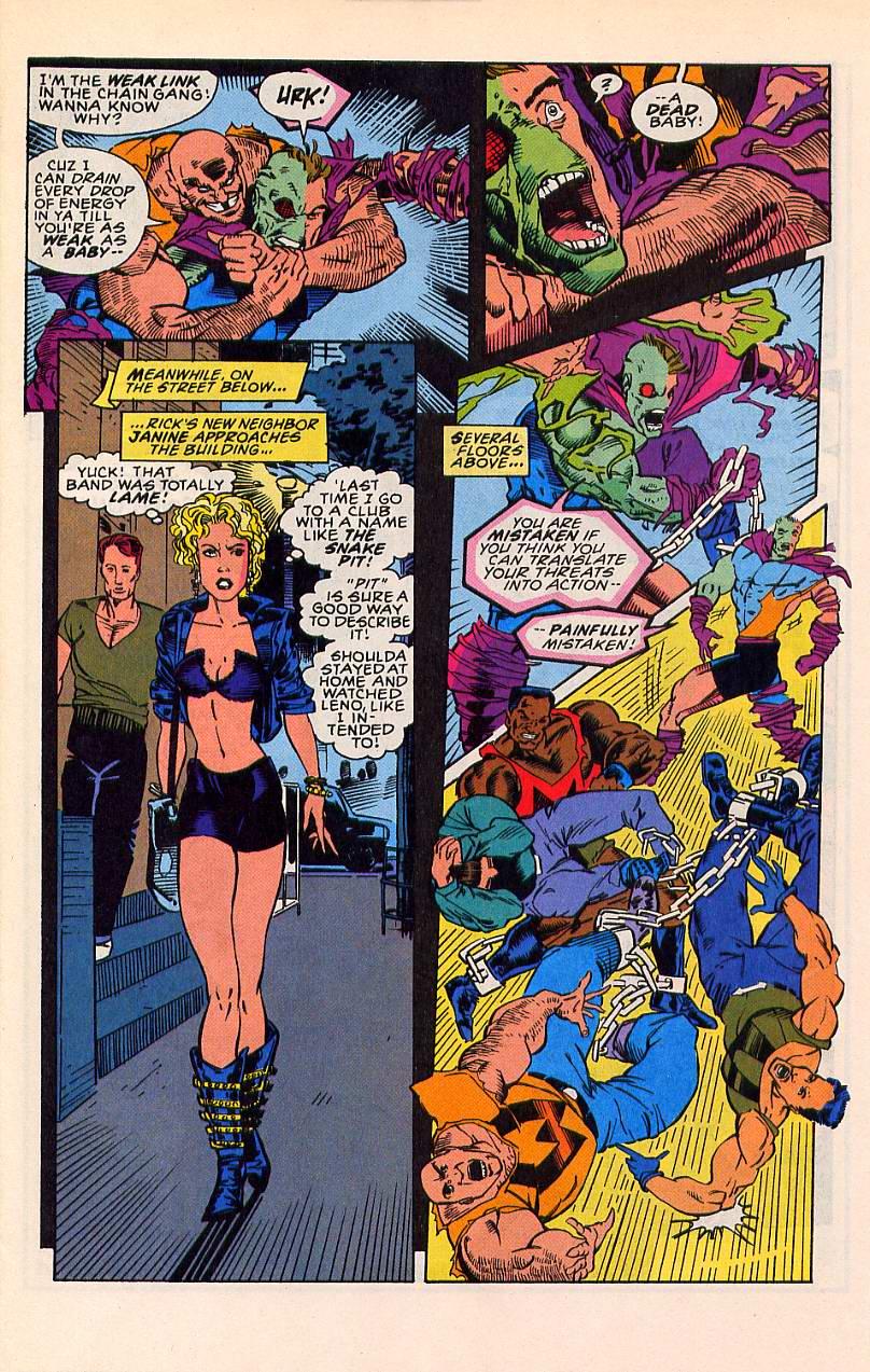 Read online Sleepwalker comic -  Issue #20 - 4