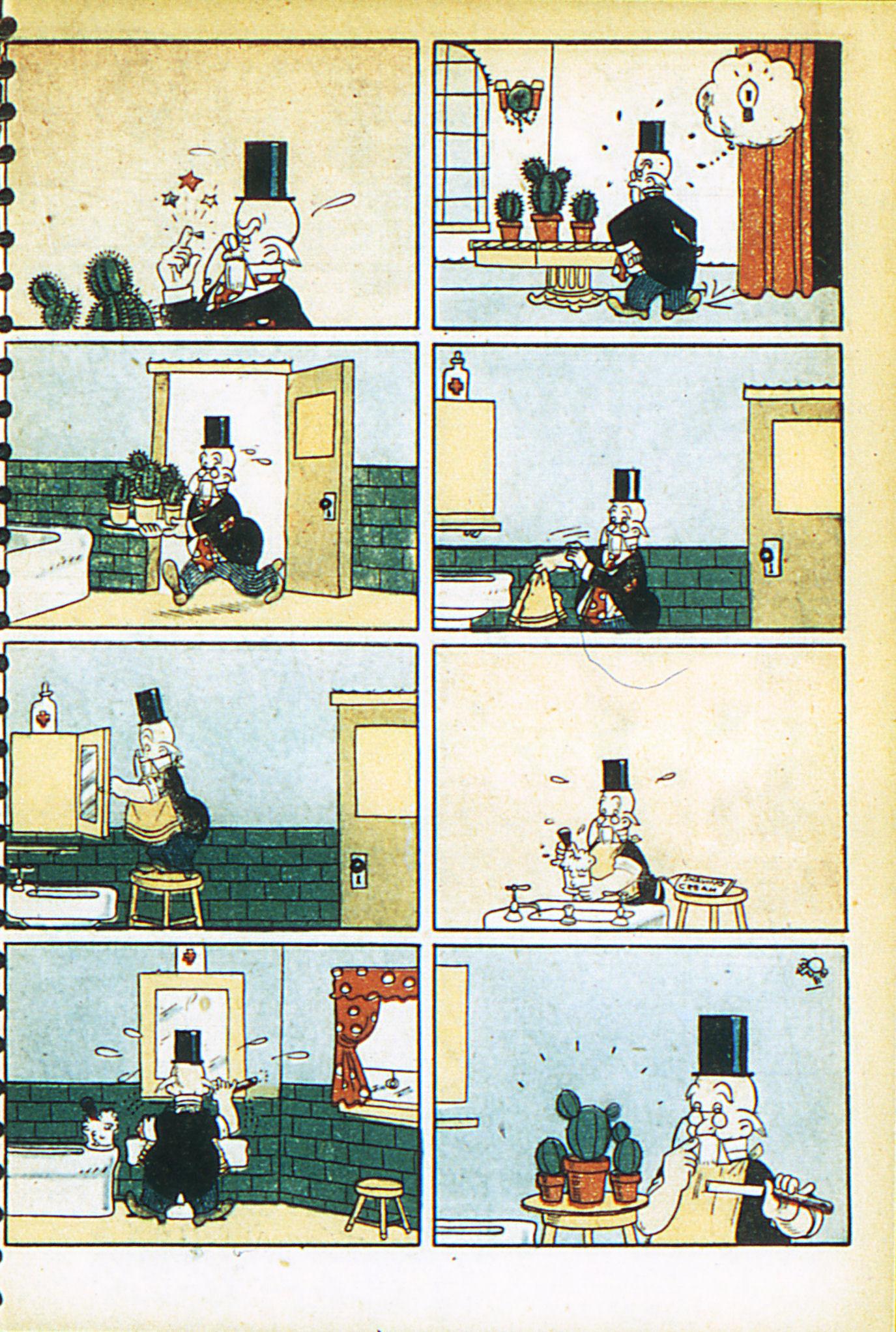 Read online Adventure Comics (1938) comic -  Issue #26 - 36
