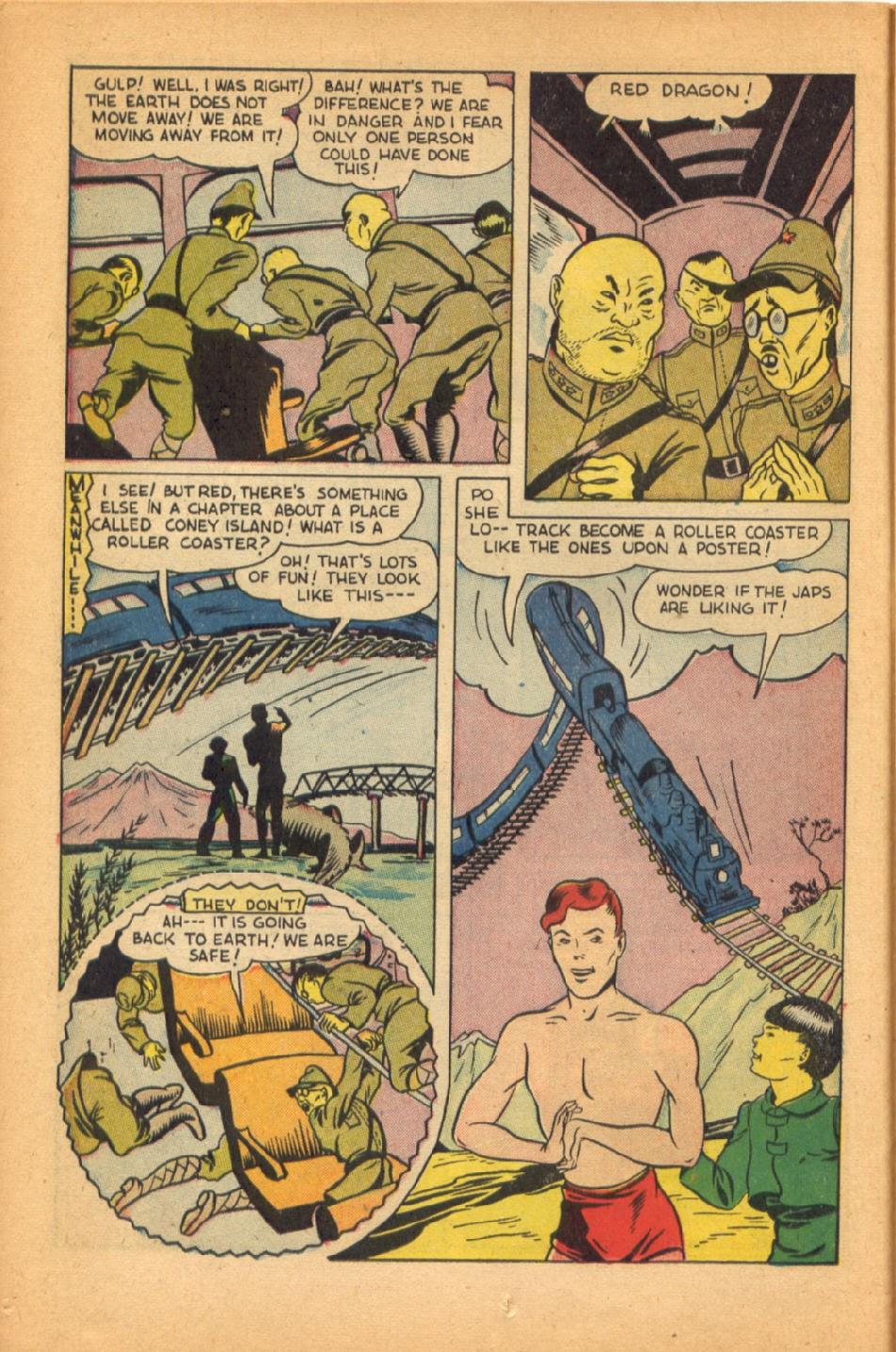Read online Super-Magician Comics comic -  Issue #38 - 22