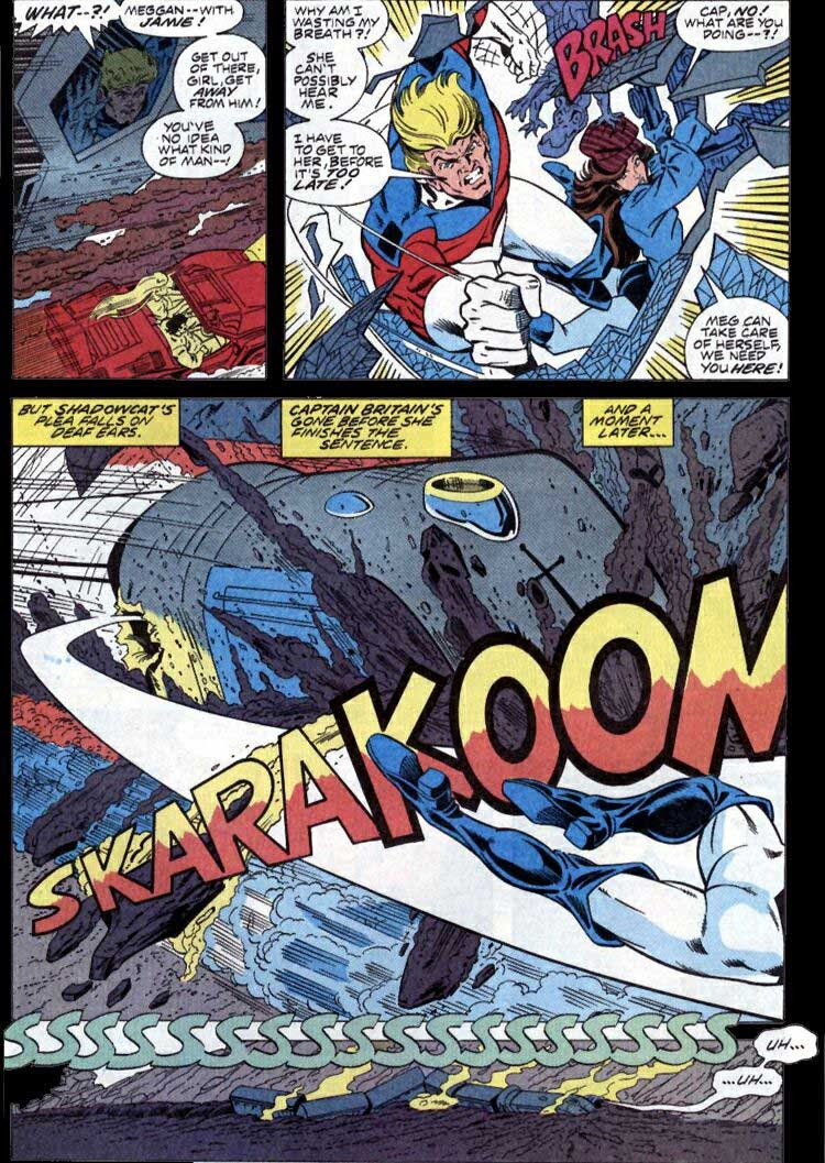 Excalibur (1988) issue 18 - Page 6