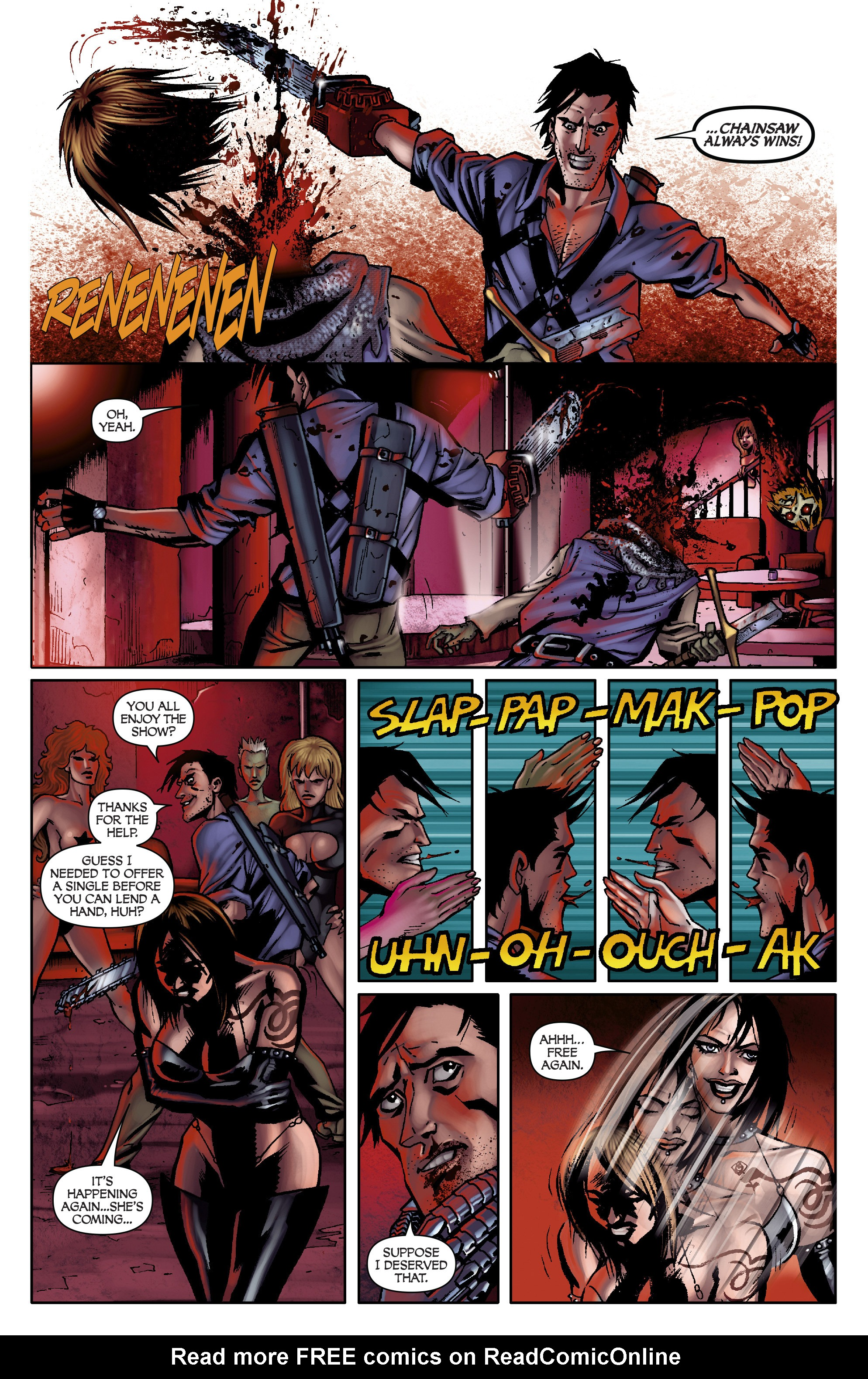 Read online Army of Darkness: From the Ashes comic -  Issue #Army of Darkness: From the Ashes TPB - 72