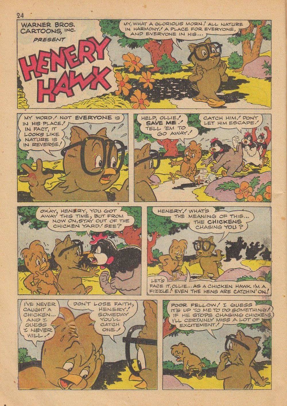 Bugs Bunny's Christmas Funnies issue TPB 4 - Page 26