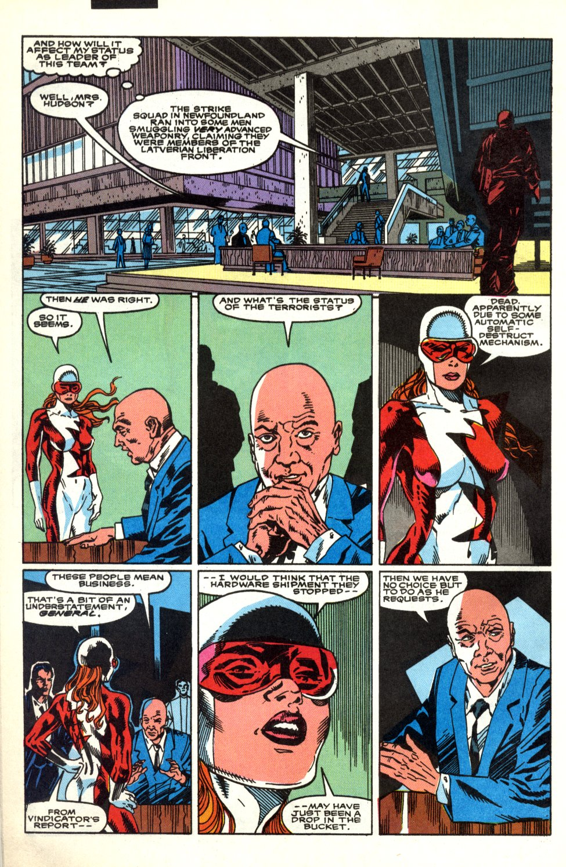 Read online Alpha Flight (1983) comic -  Issue #91 - 8