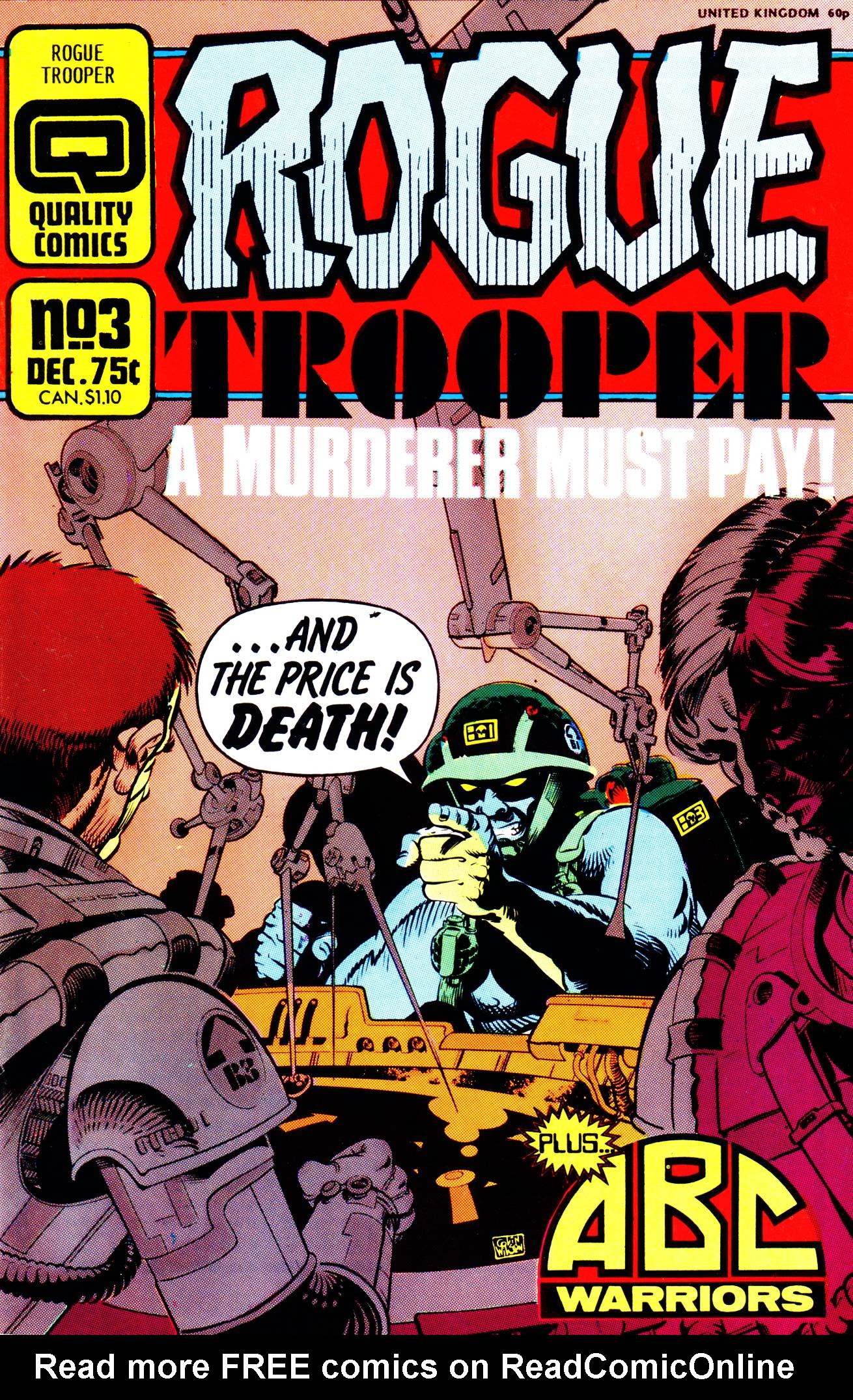 Rogue Trooper (1986) 3 Page 1