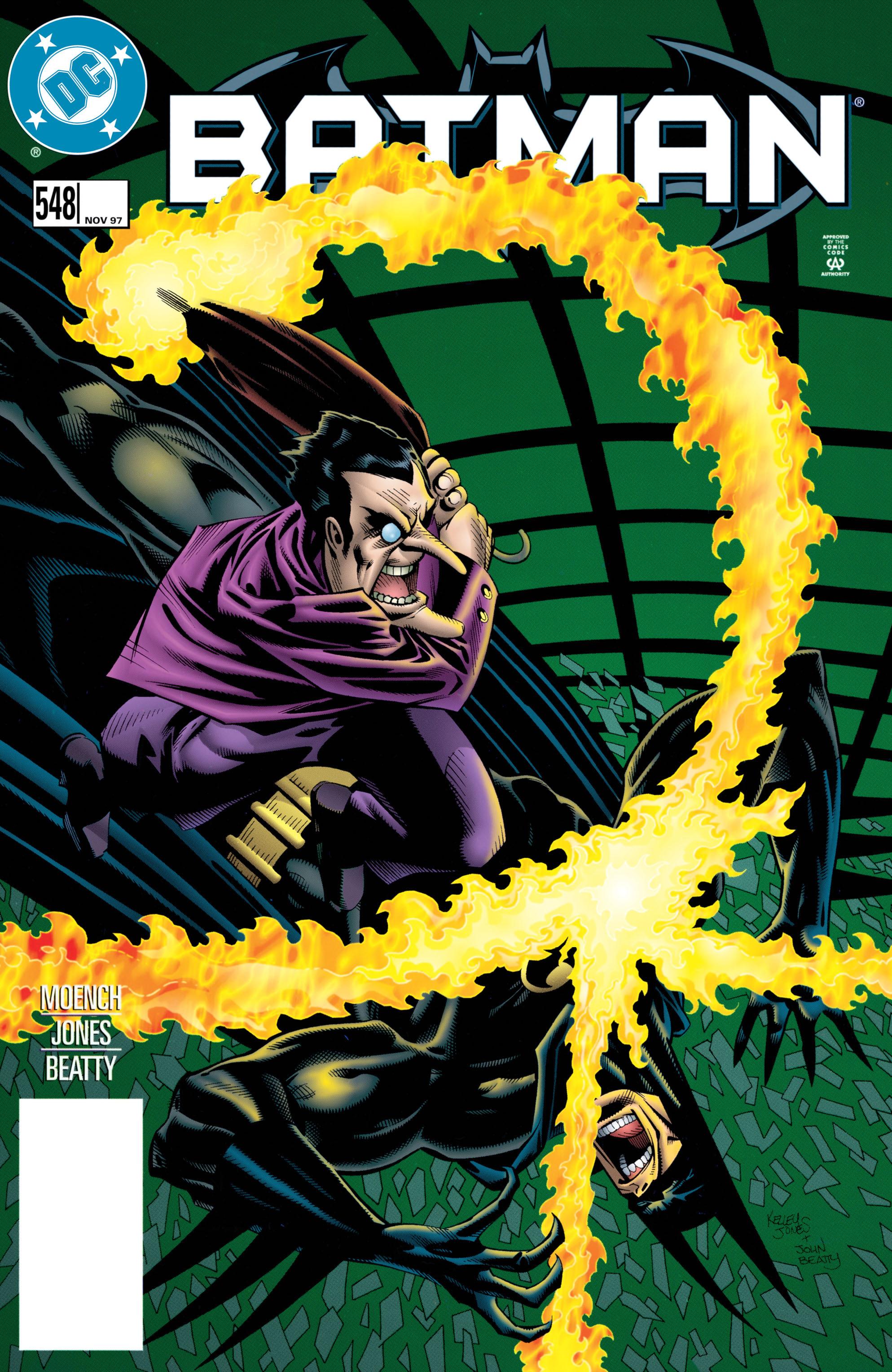 Batman (1940) 548 Page 1