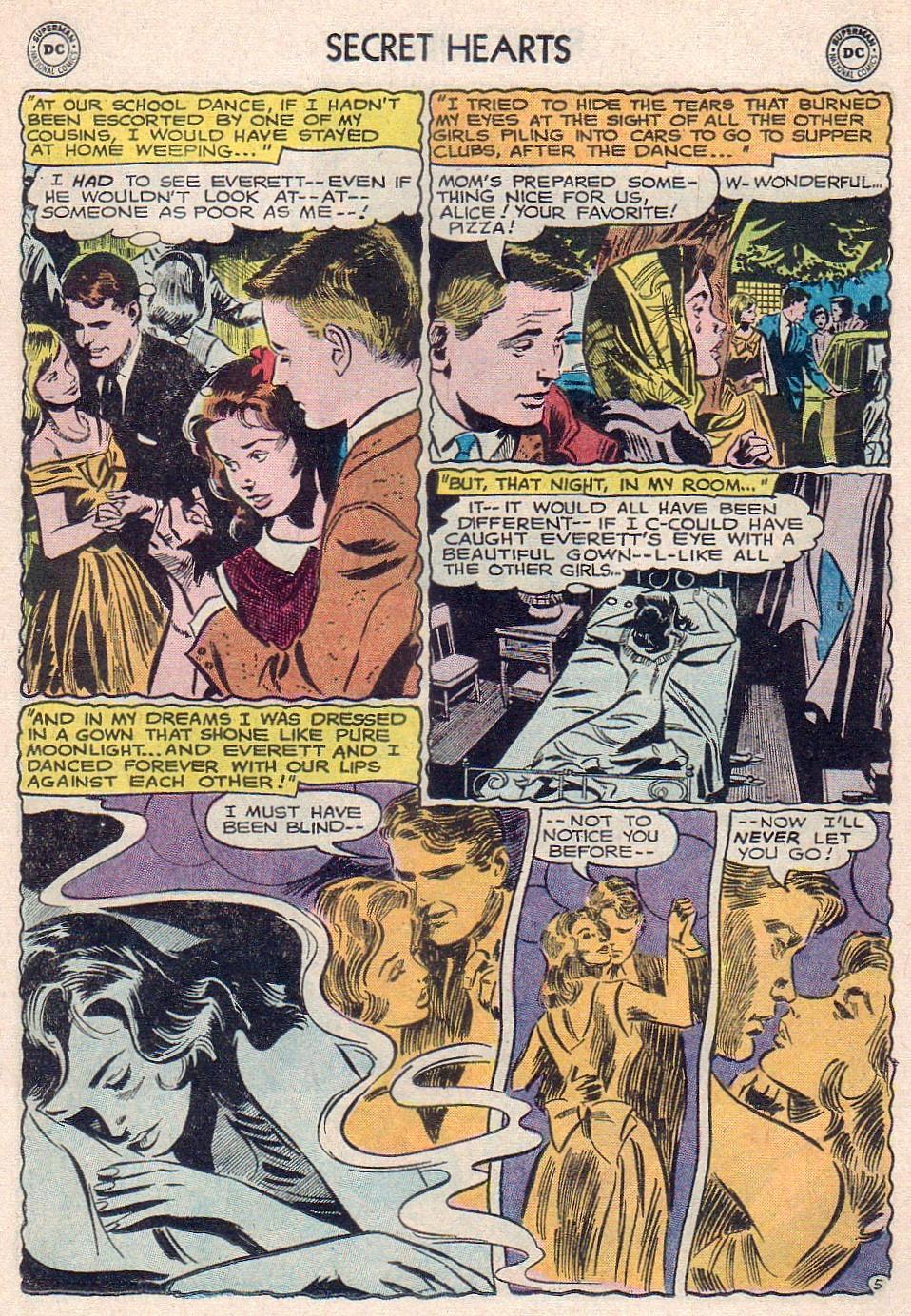 Read online Secret Hearts comic -  Issue #102 - 23