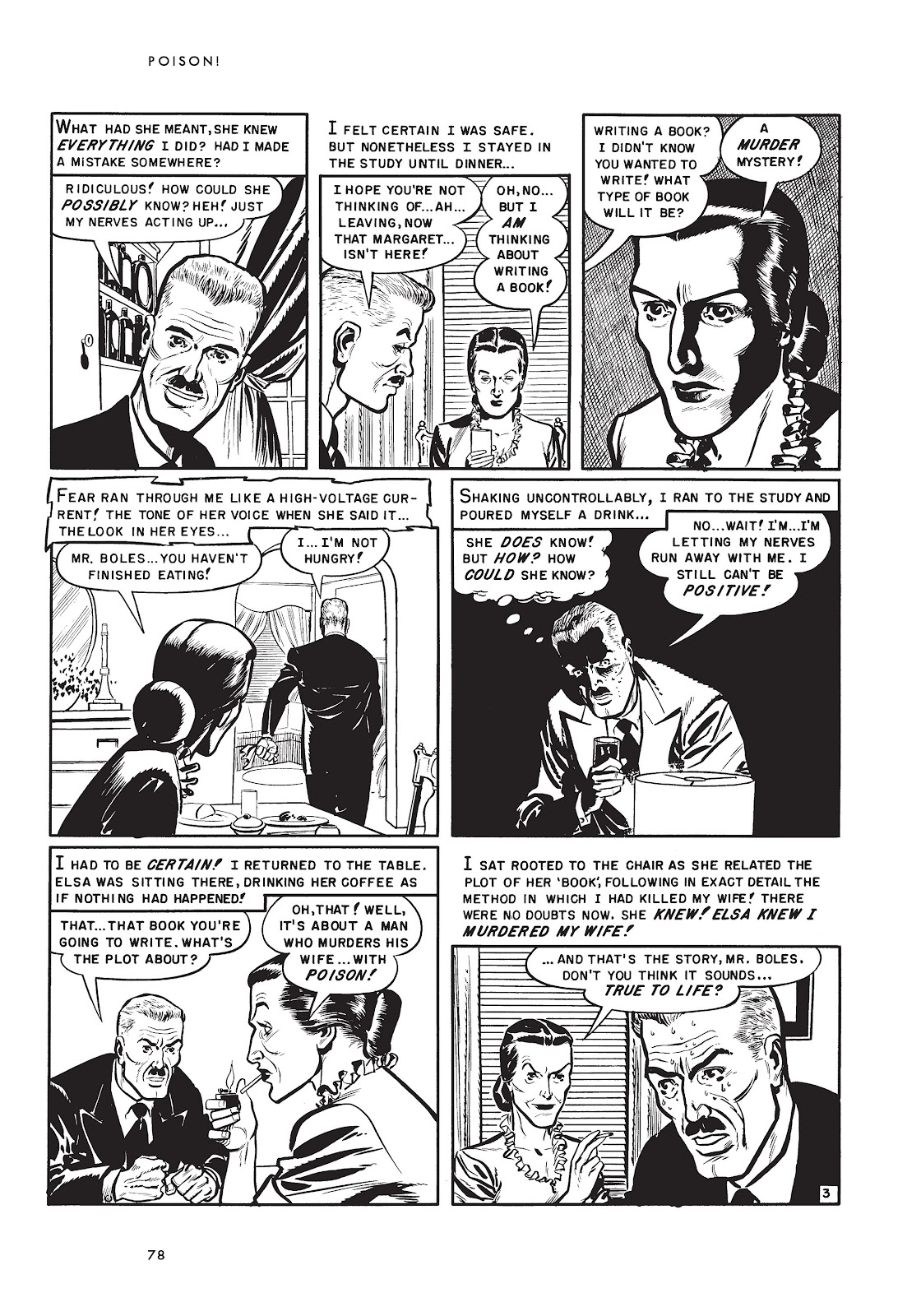 Read online Voodoo Vengeance and Other Stories comic -  Issue # TPB (Part 1) - 95