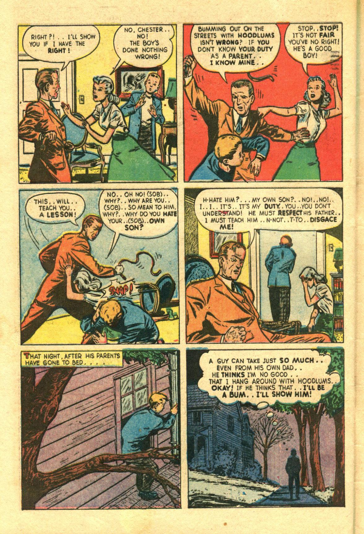 Read online Shadow Comics comic -  Issue #98 - 42