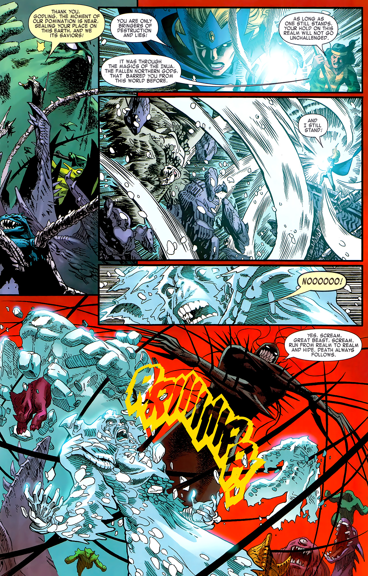 Read online Chaos War: Alpha Flight comic -  Issue # Full - 20