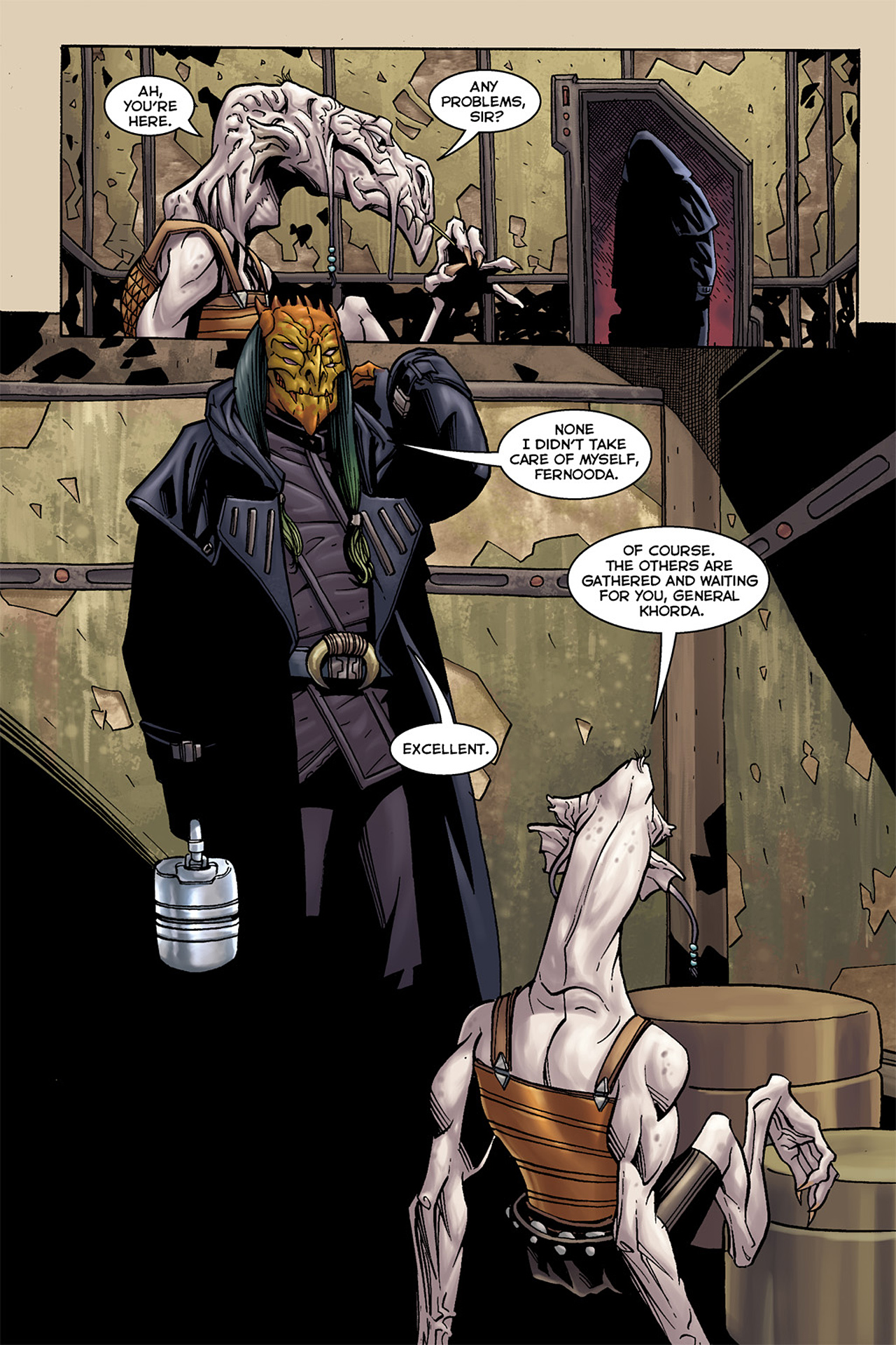 Read online Star Wars Omnibus comic -  Issue # Vol. 10 - 287