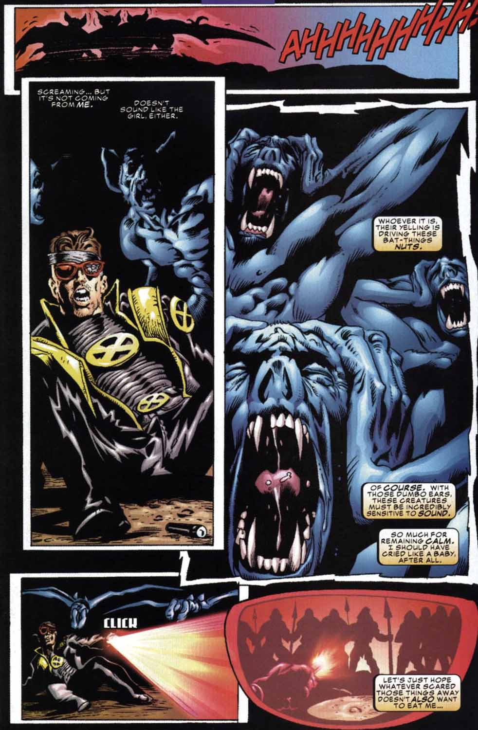 Read online Cyclops (2001) comic -  Issue #3 - 7